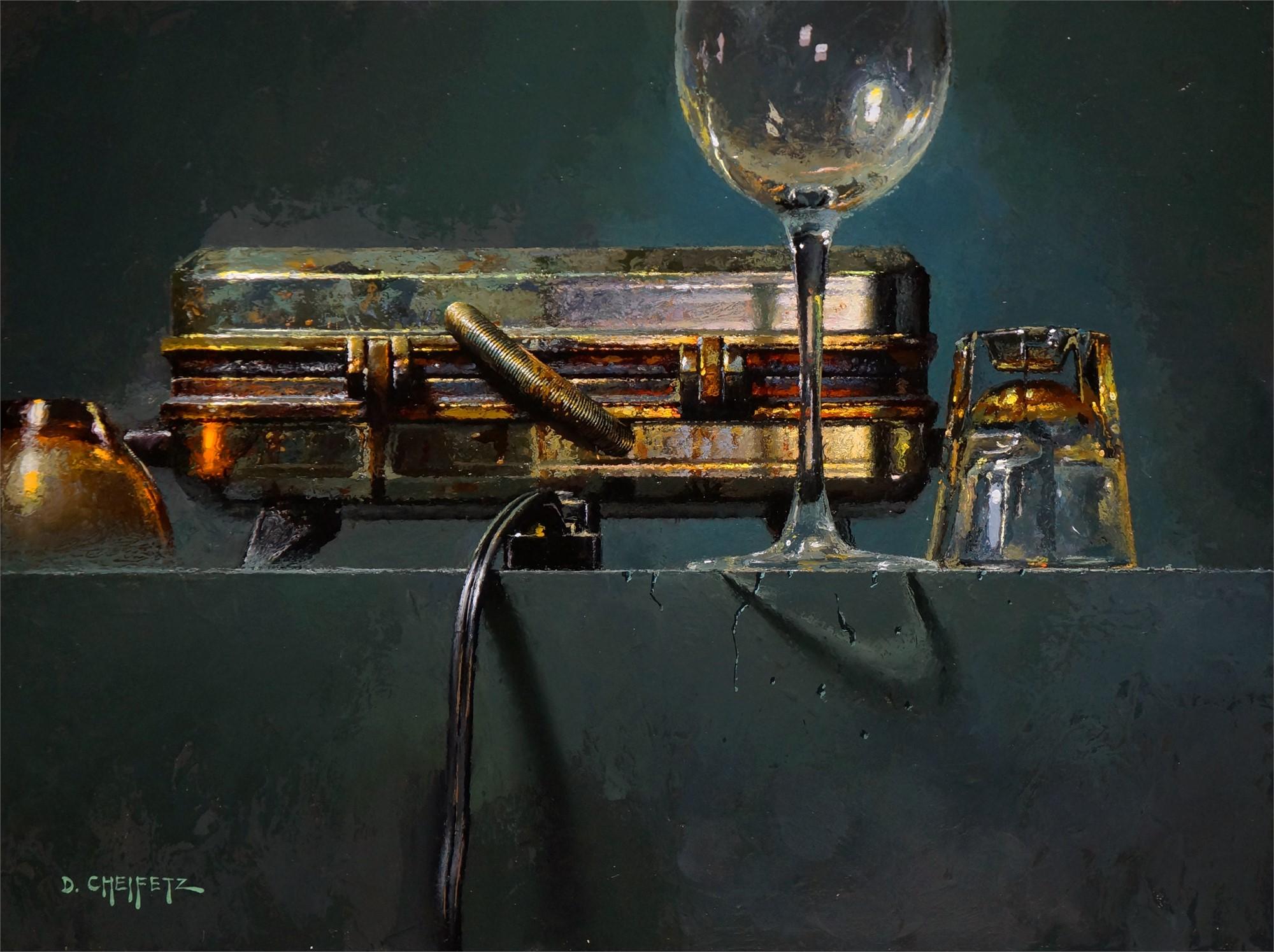 Waffle Iron by David Cheifetz