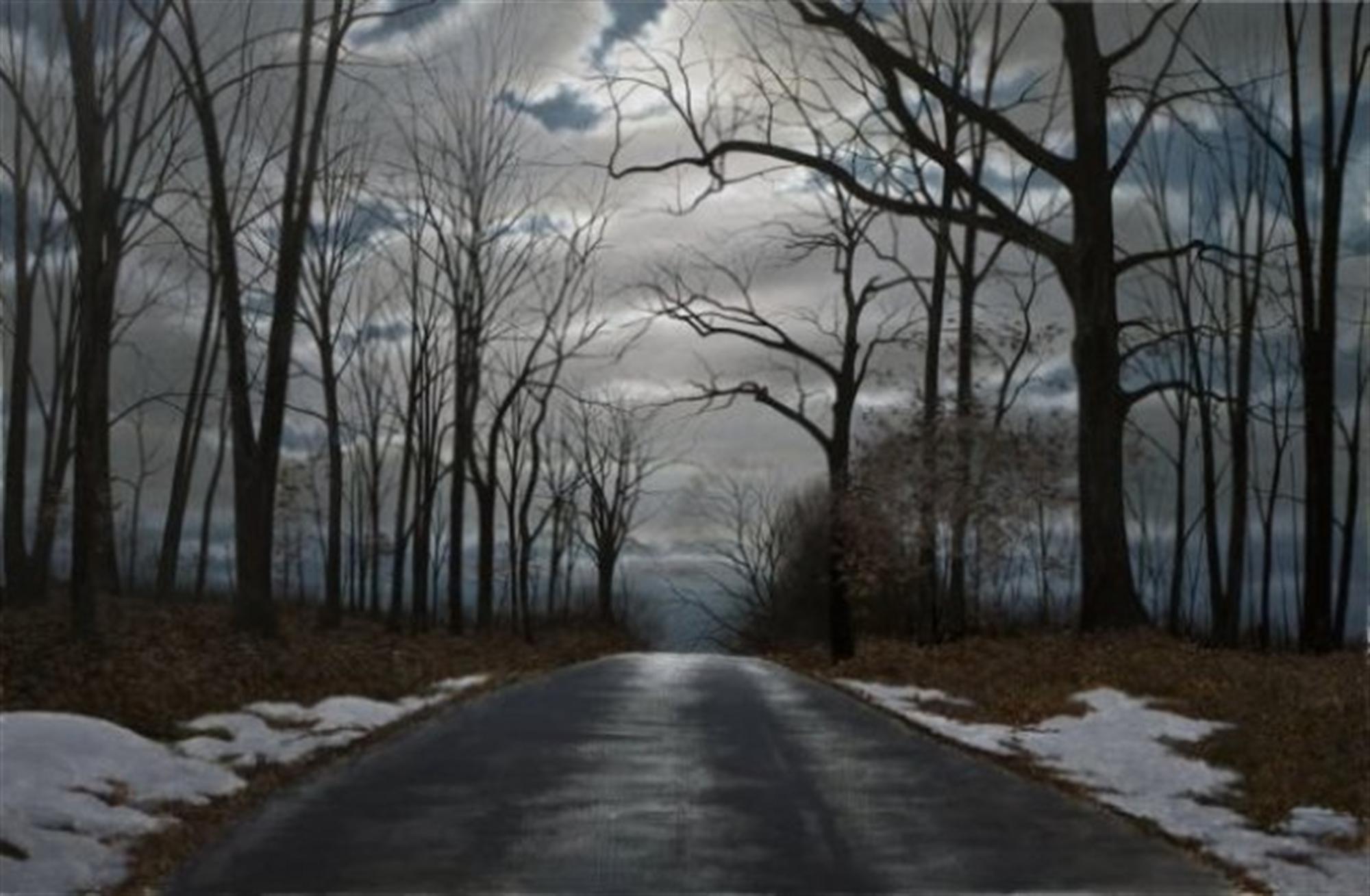 Night Road by Alexander Volkov