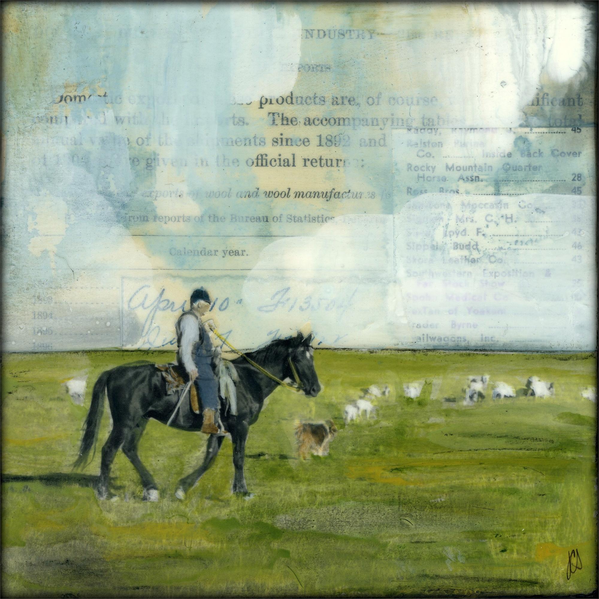 Sheepherder by JC Spock