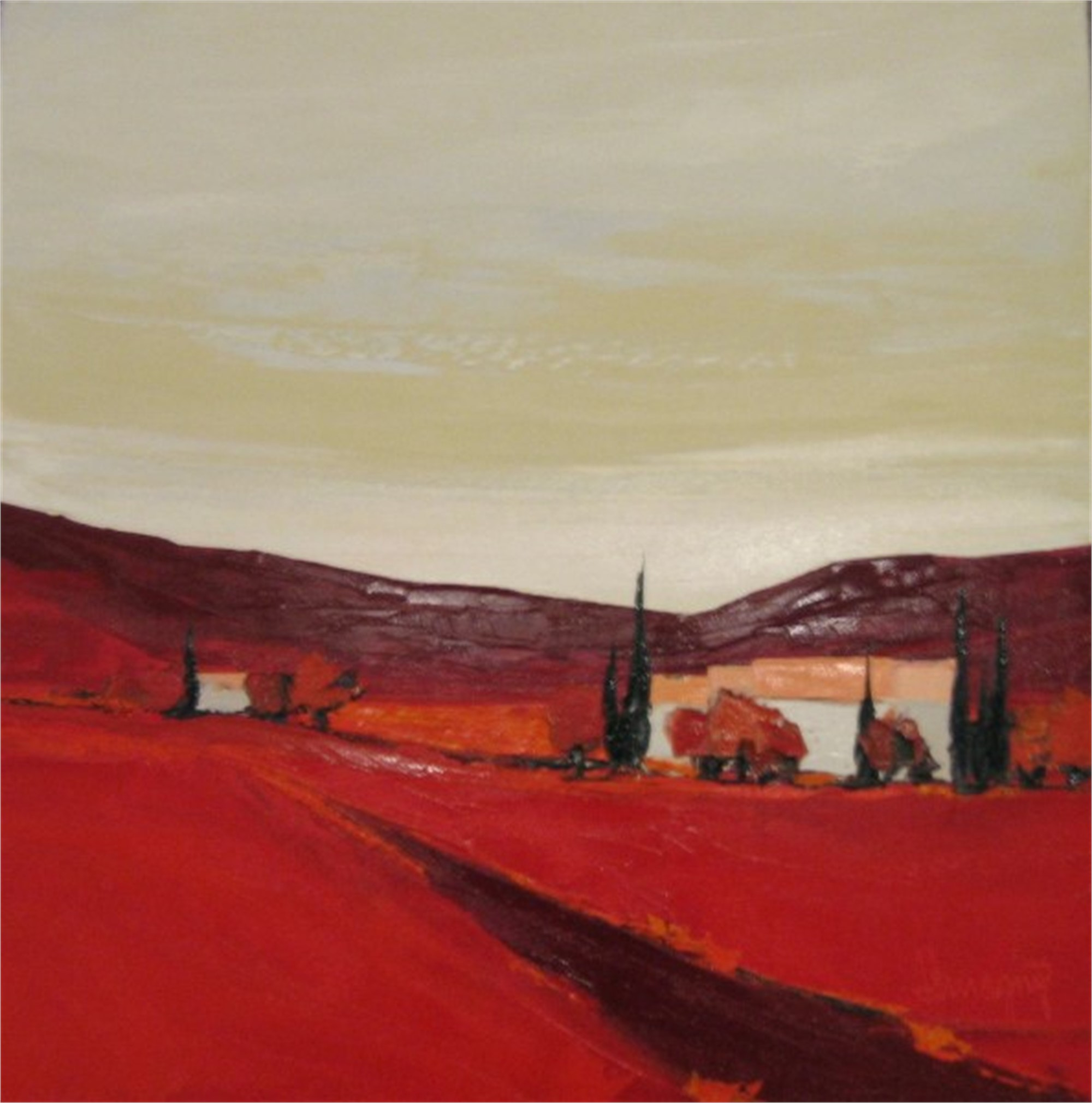 La Promenade by Marcel Demagny