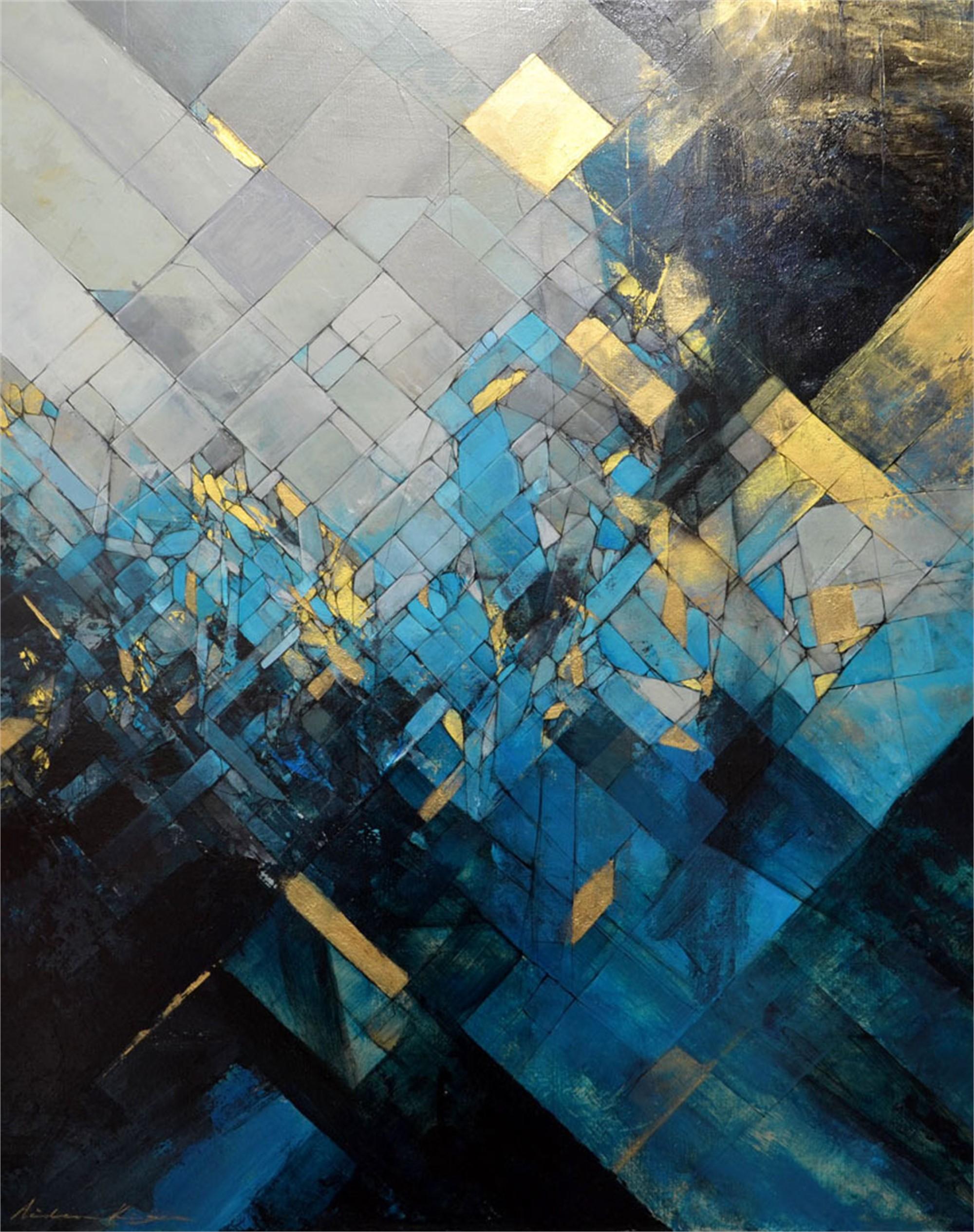 Crystalline Depths by Aiden Kringen