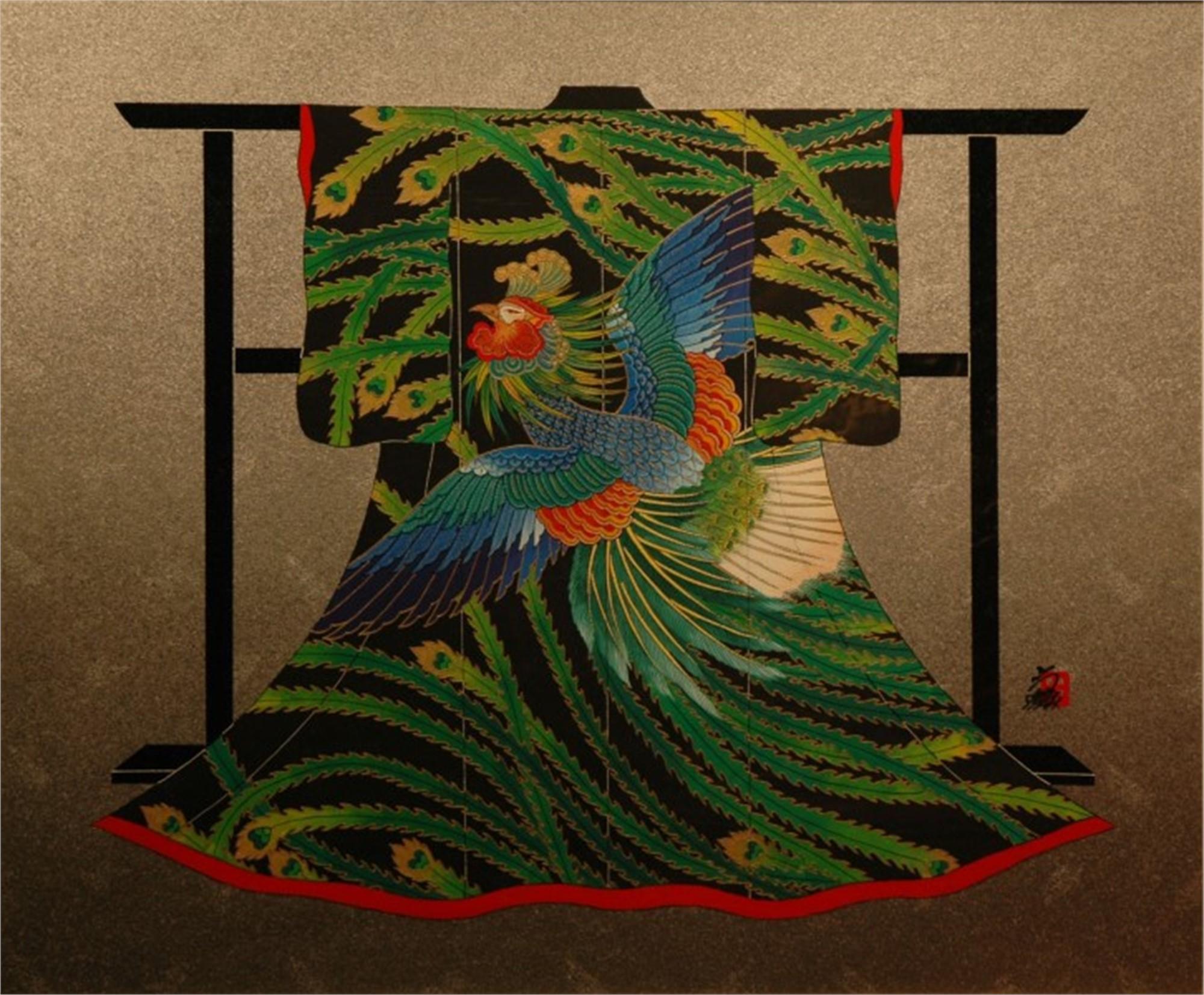 Phoenix by Hisashi Otsuka