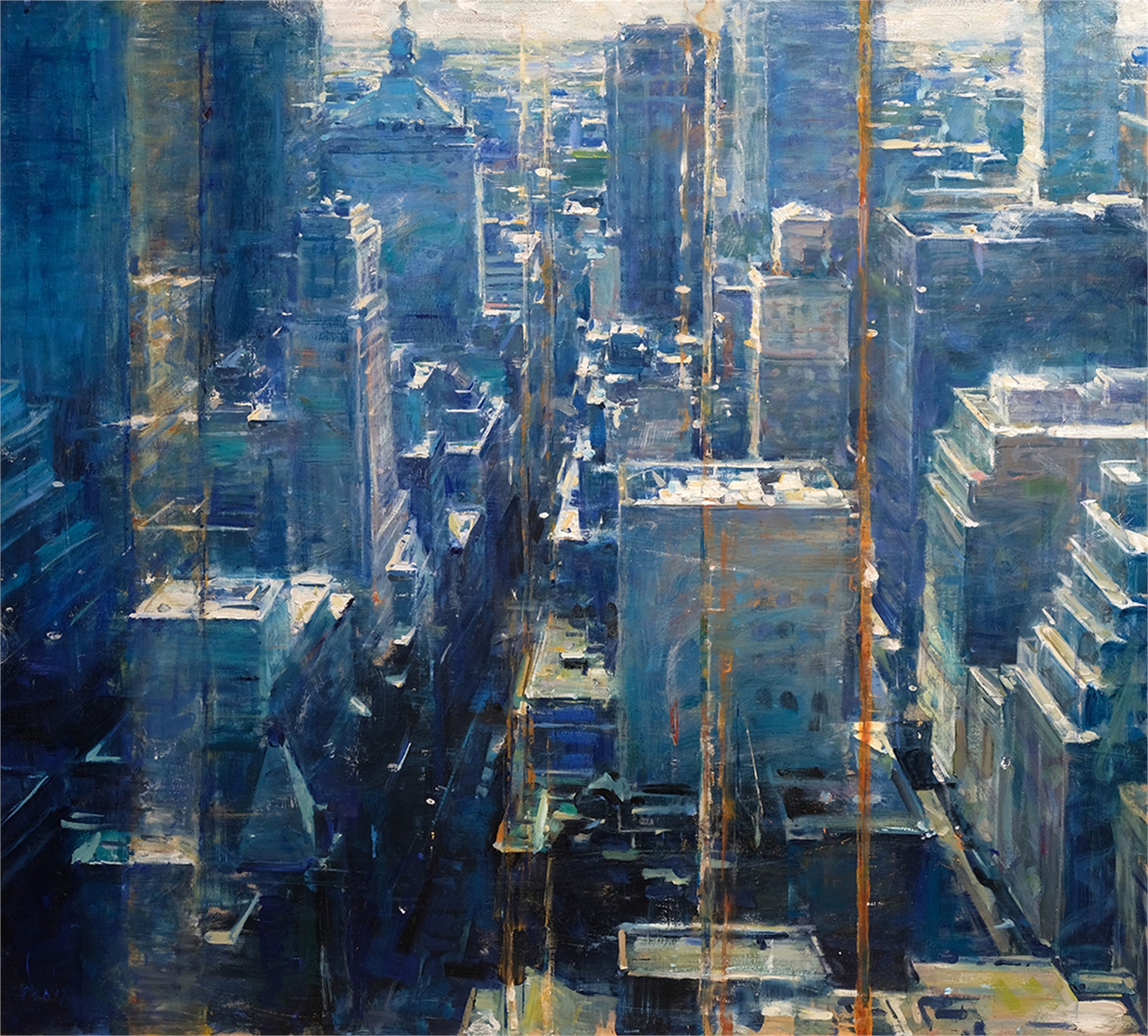 Manhattan II by Derek Penix