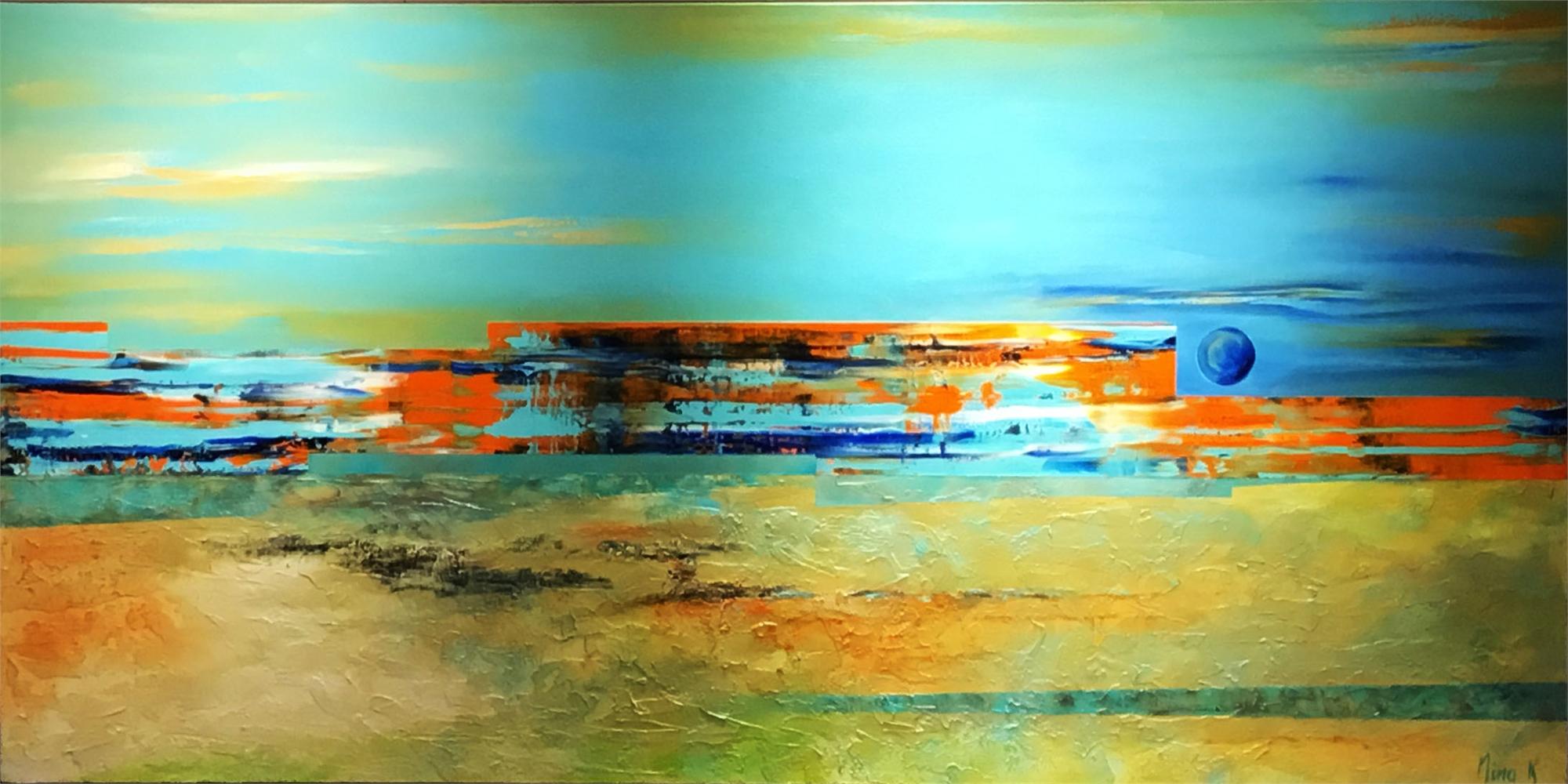 On the Horizon by Nina K