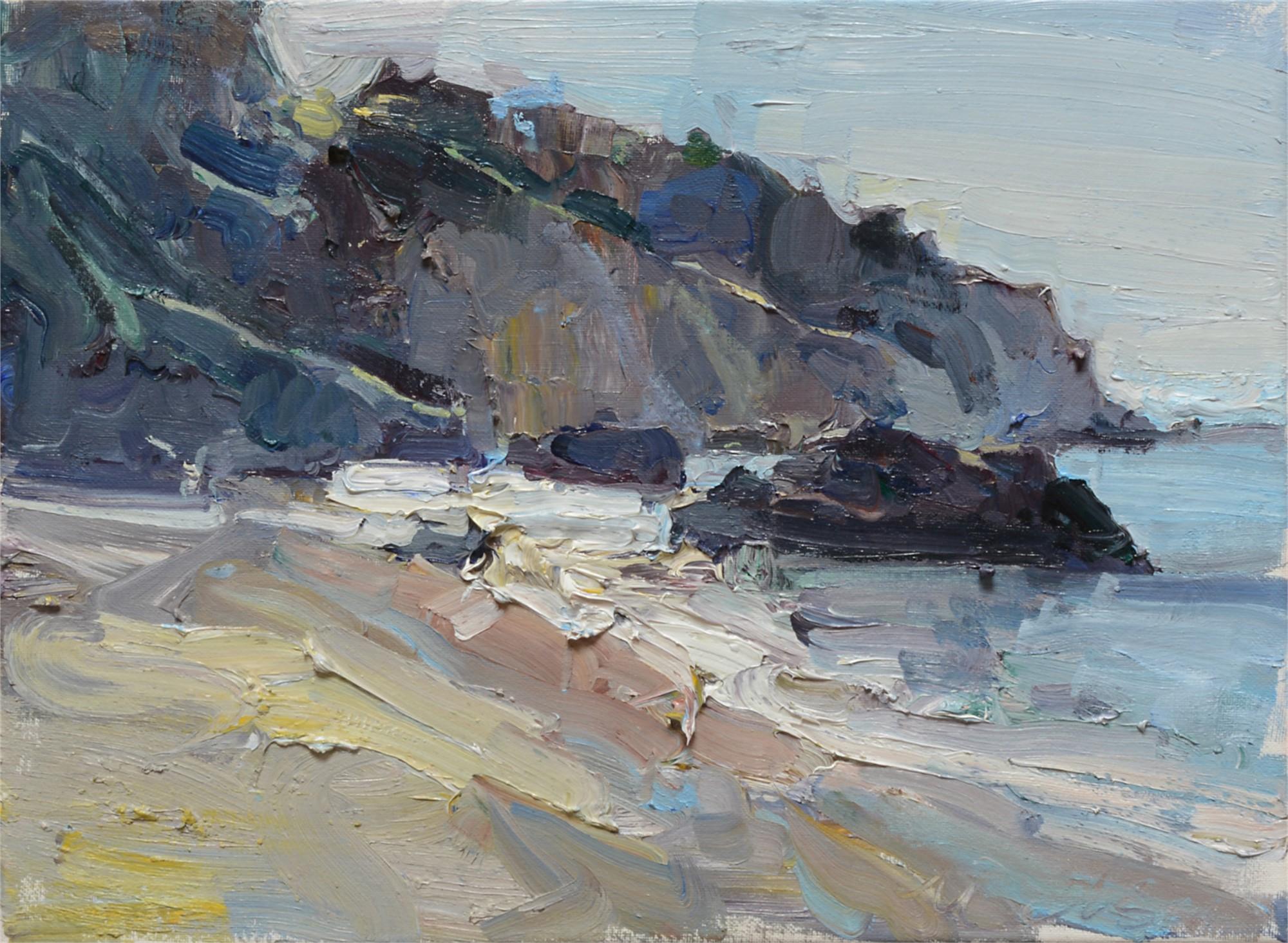 China Beach by Mikael Olson