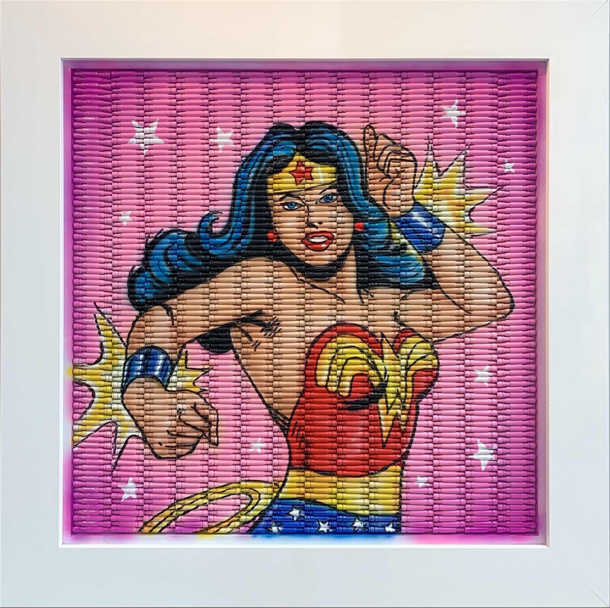 Bullet Series - Wonder Woman by Efi Mashiah