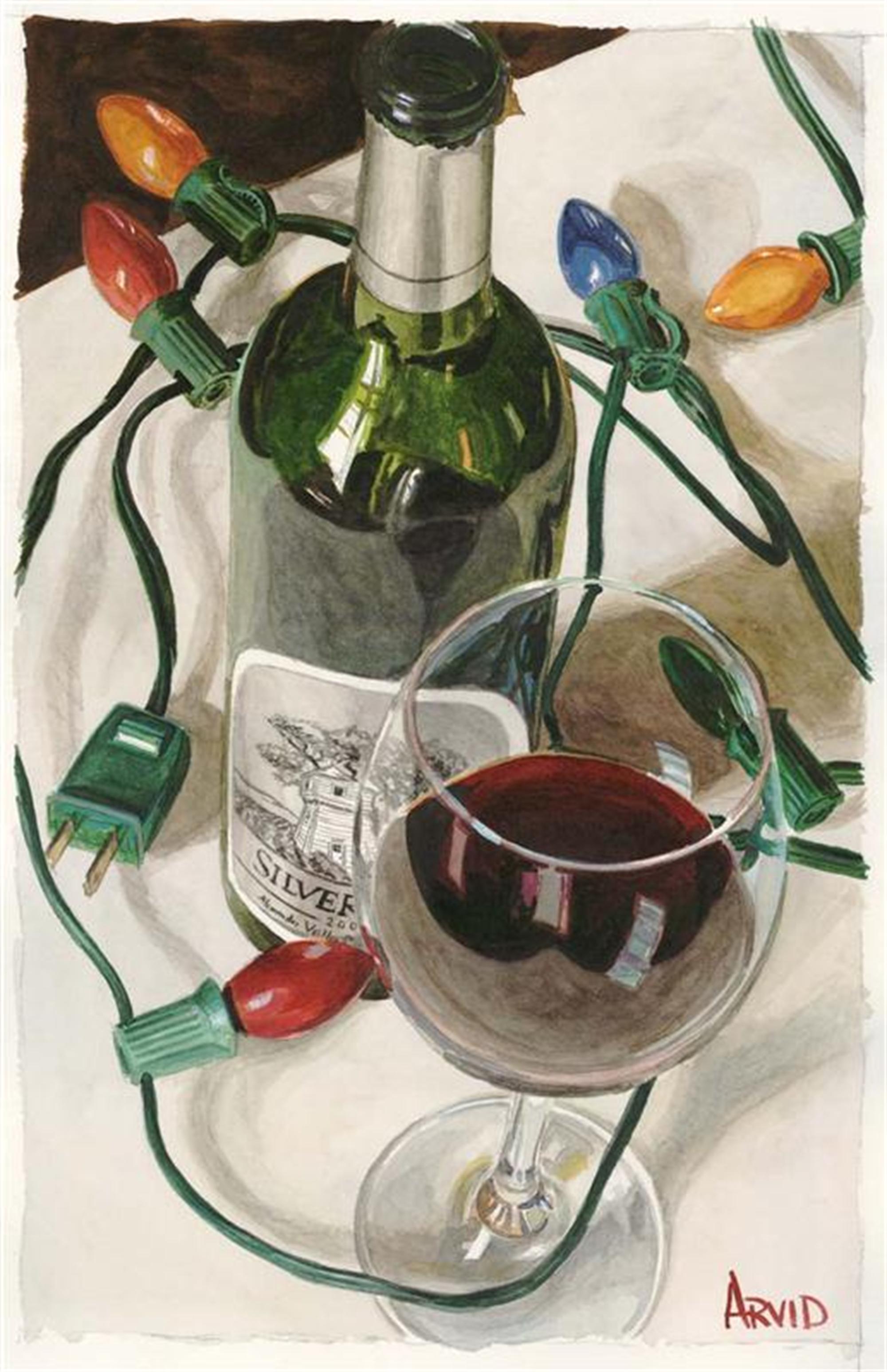 Holiday Cheer by Thomas Arvid