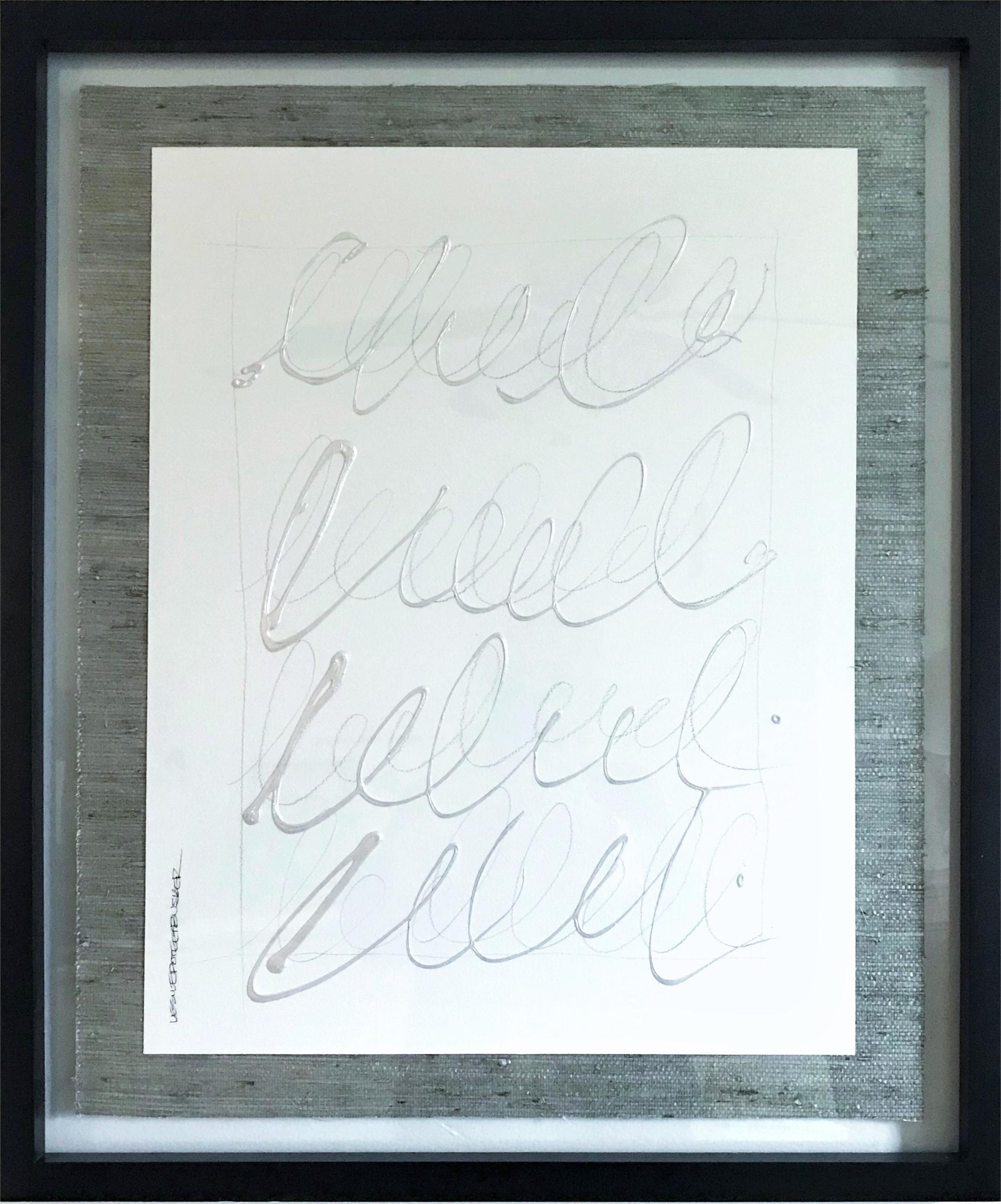 Elle II by Leslie Poteet Busker