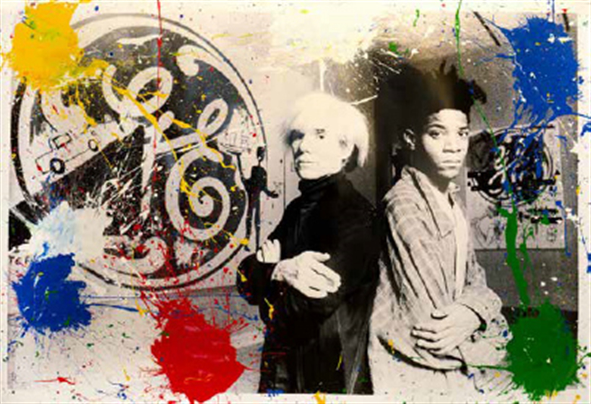 The Masters by Mr. Brainwash