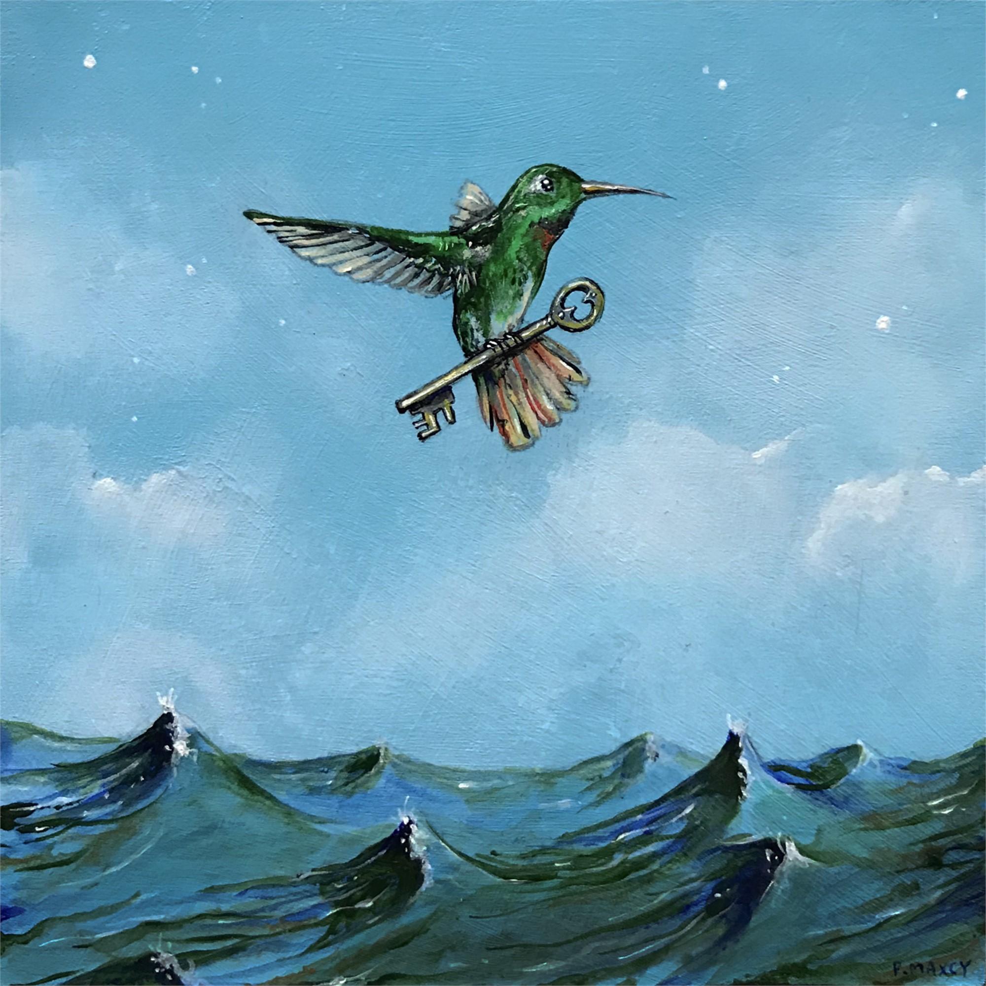 Hopeful Flight by Patrick Maxcy