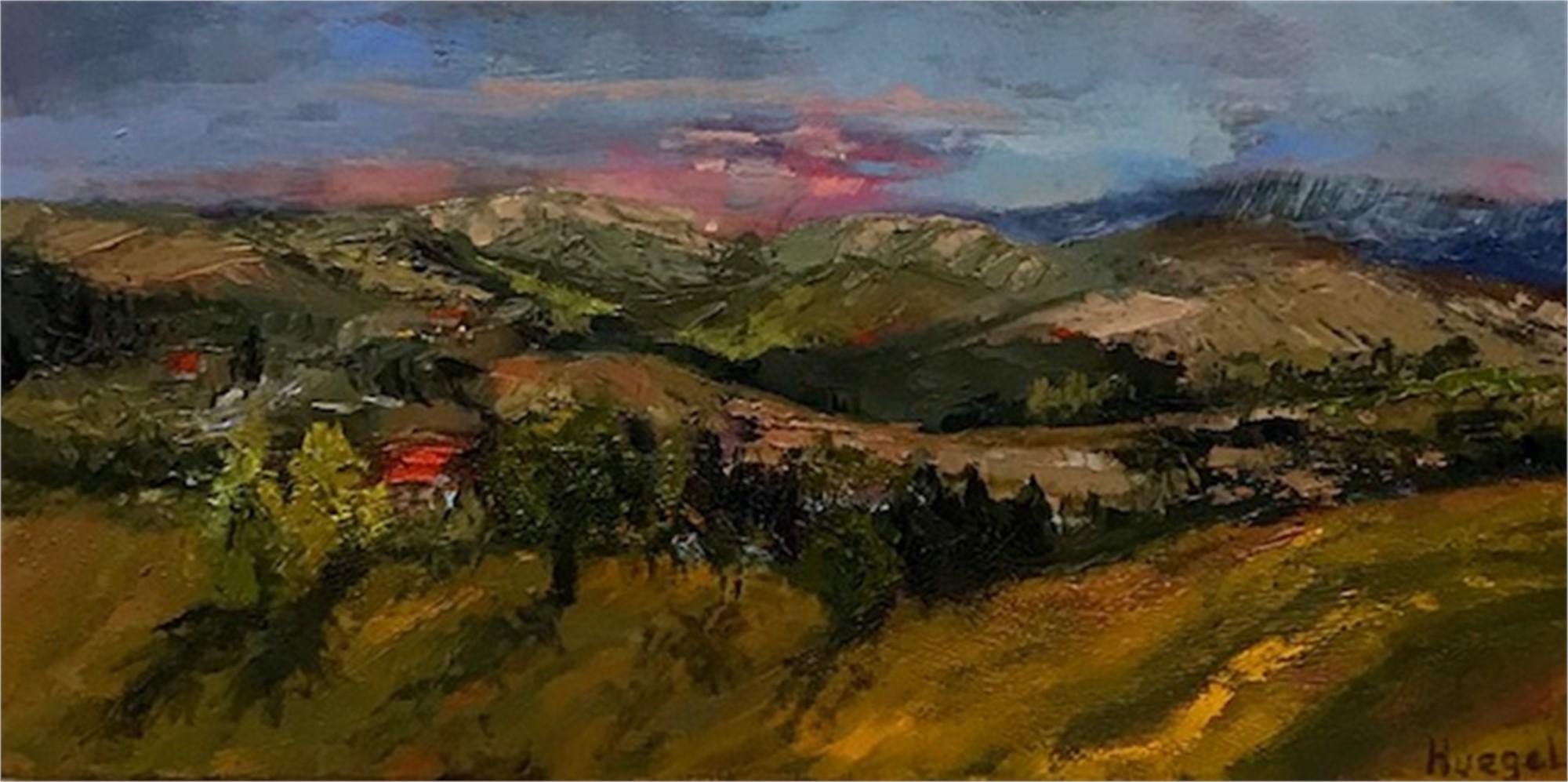 Along The Way by Mary Jane Huegel
