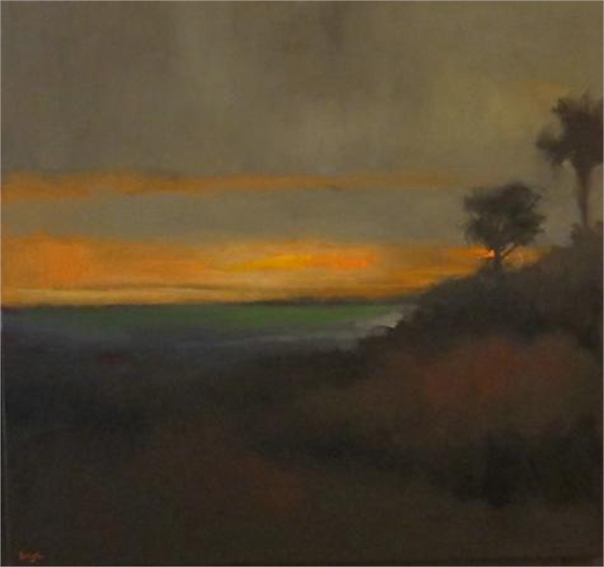 Sunrise Over the Harbor by Jim Darlington