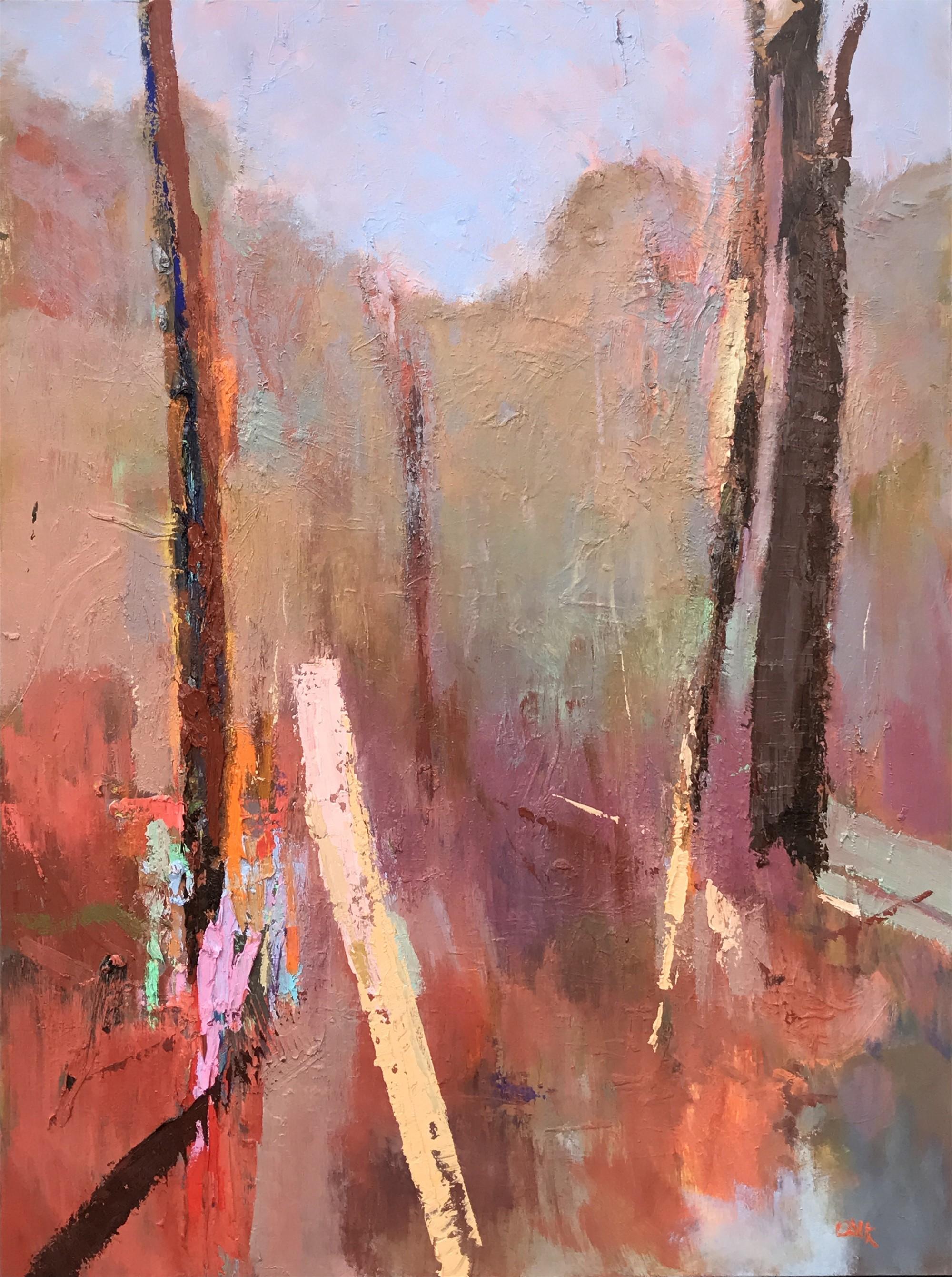 Swamp IV by James Calk