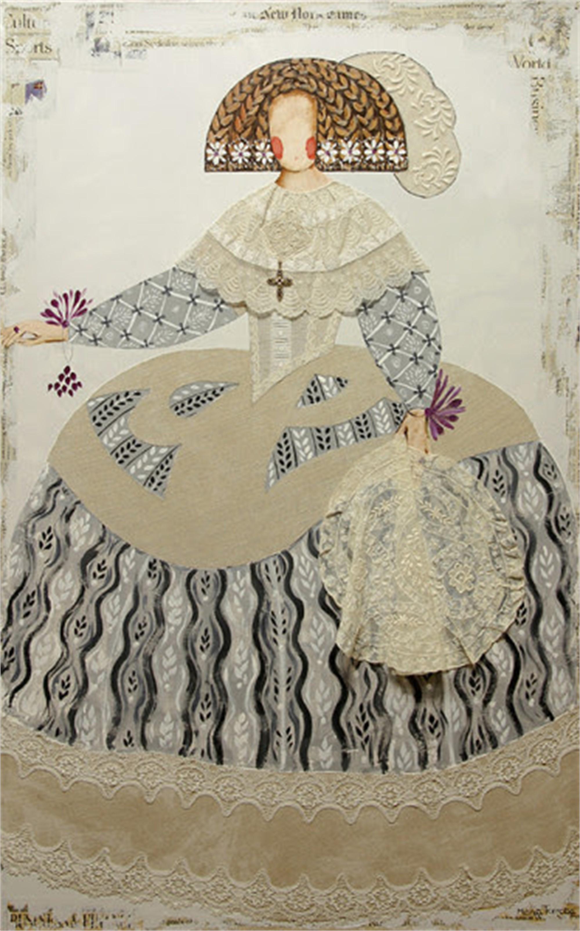 Elegant Mariana  by Maria Torroba