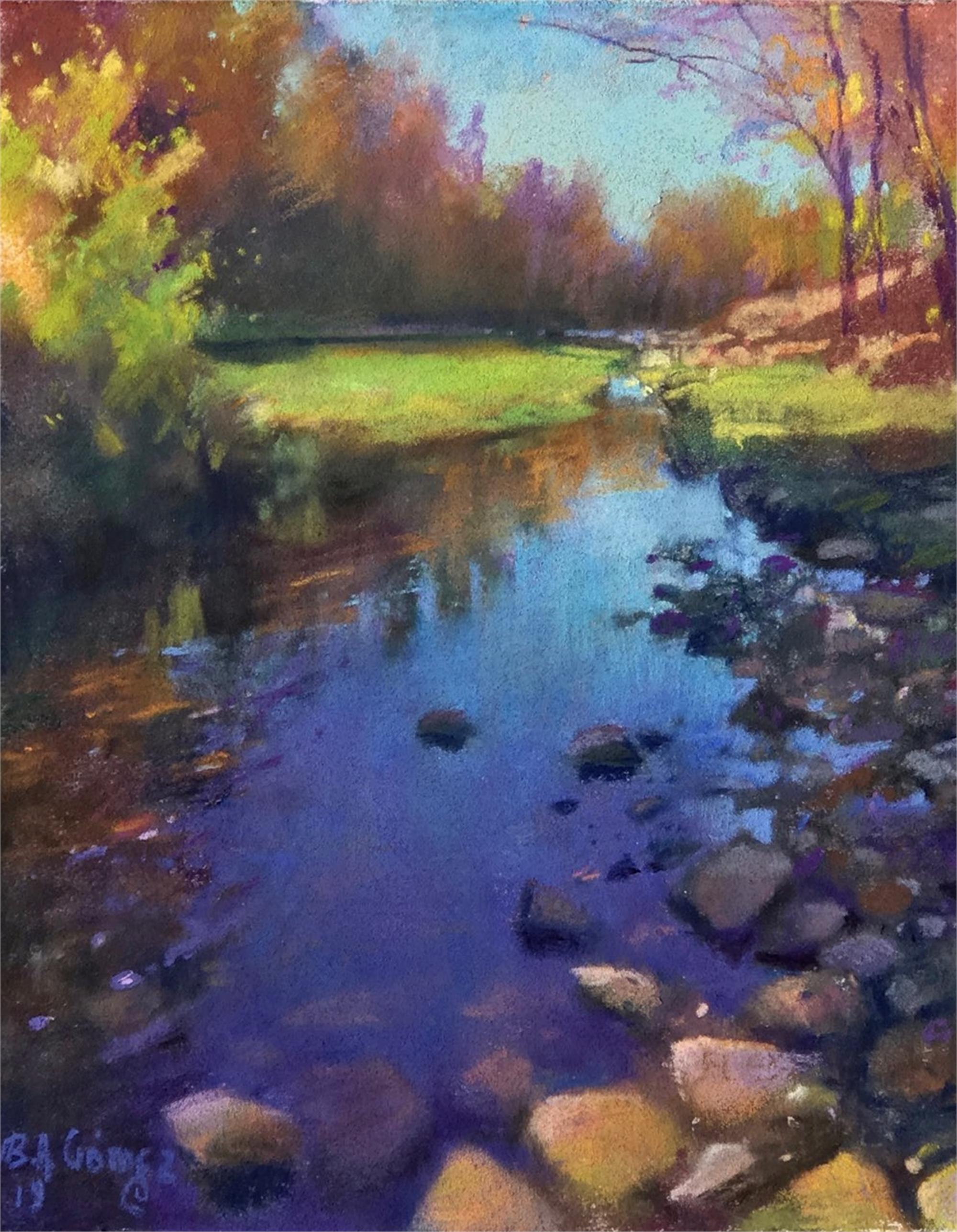 Sedona Oak Creek by Bruce A Gómez