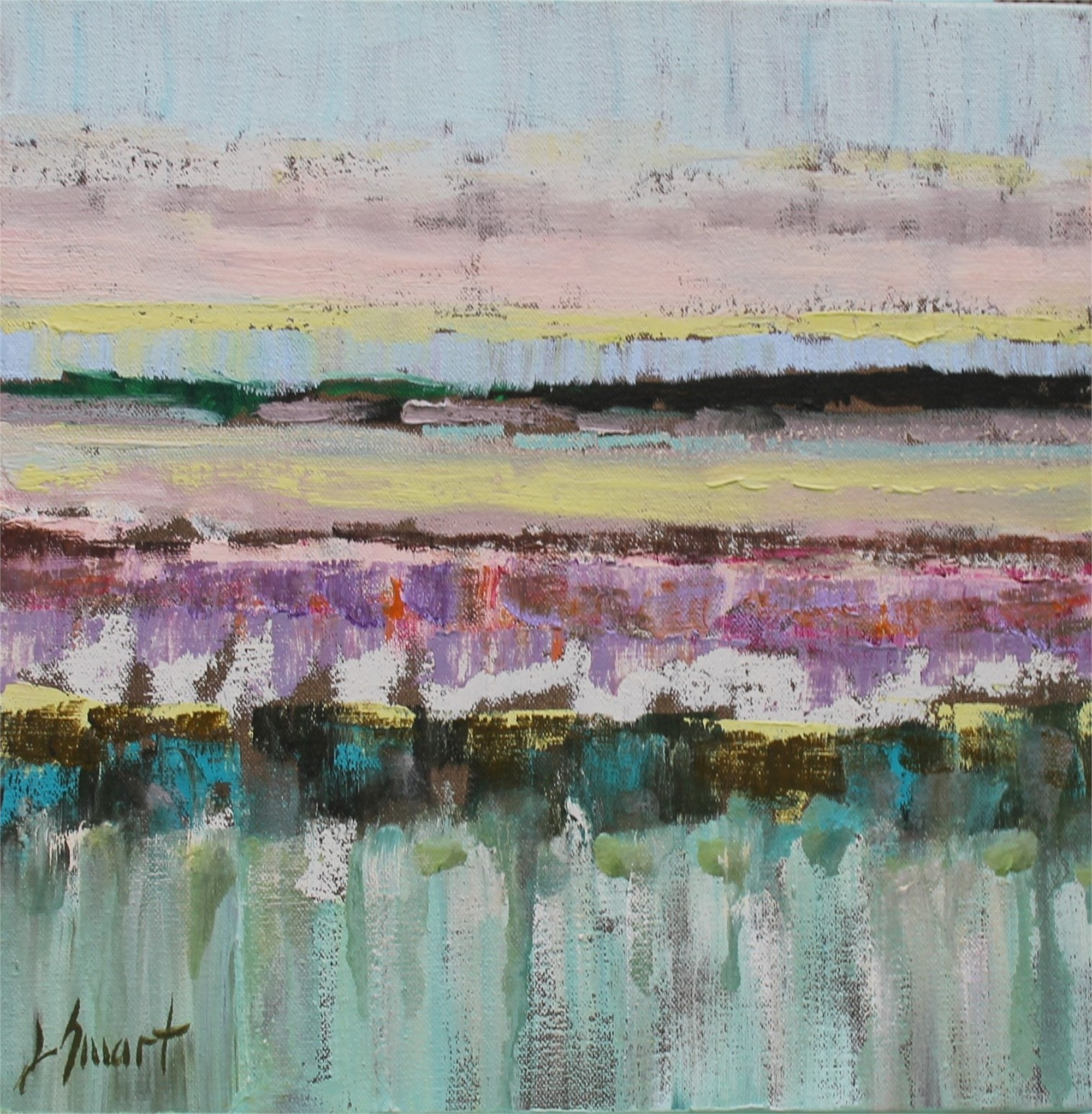 Coastal Colors by Libby Smart