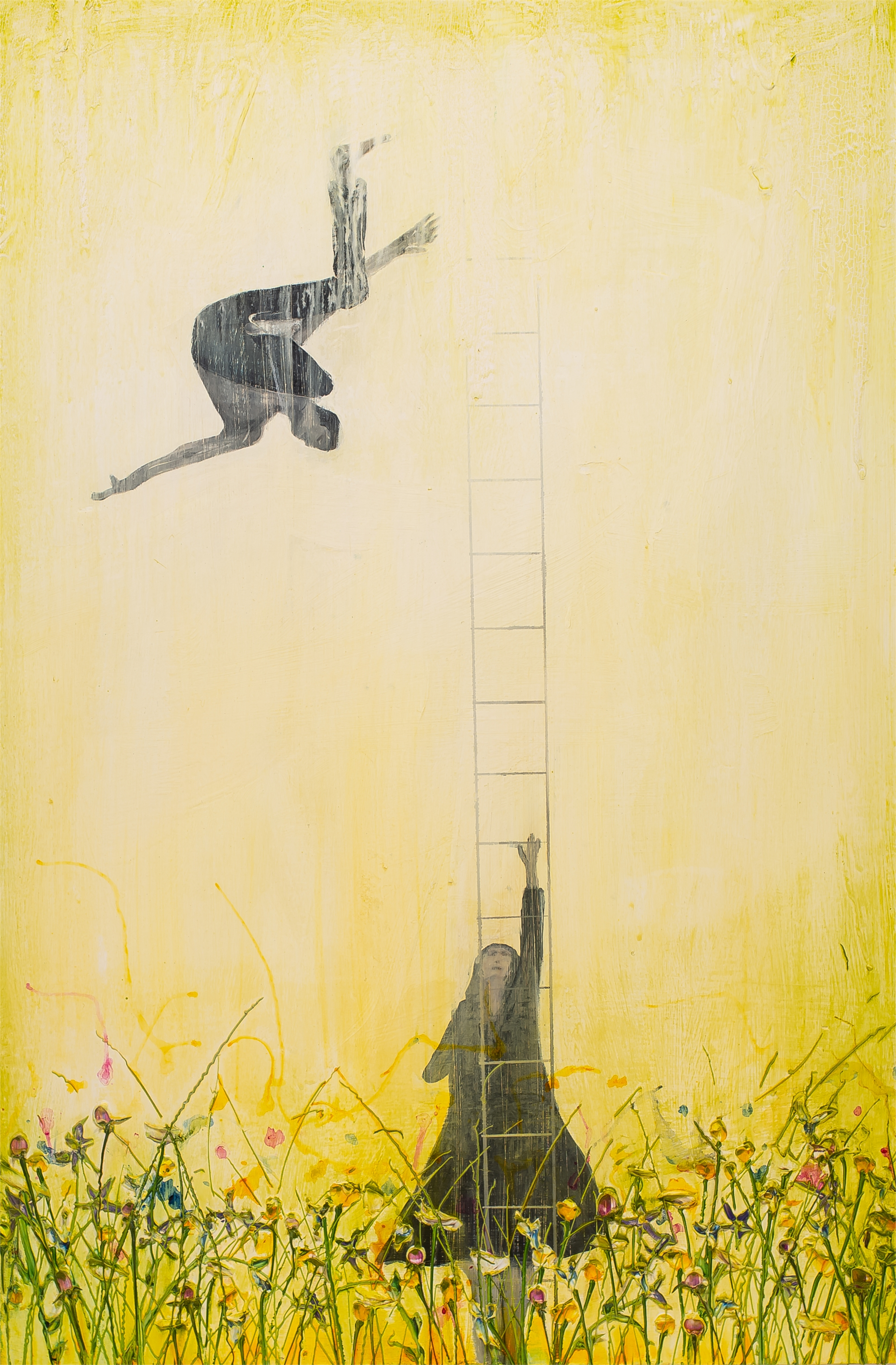 SUSPENSION OF DISBELIEF LADDER by Justin Gaffrey