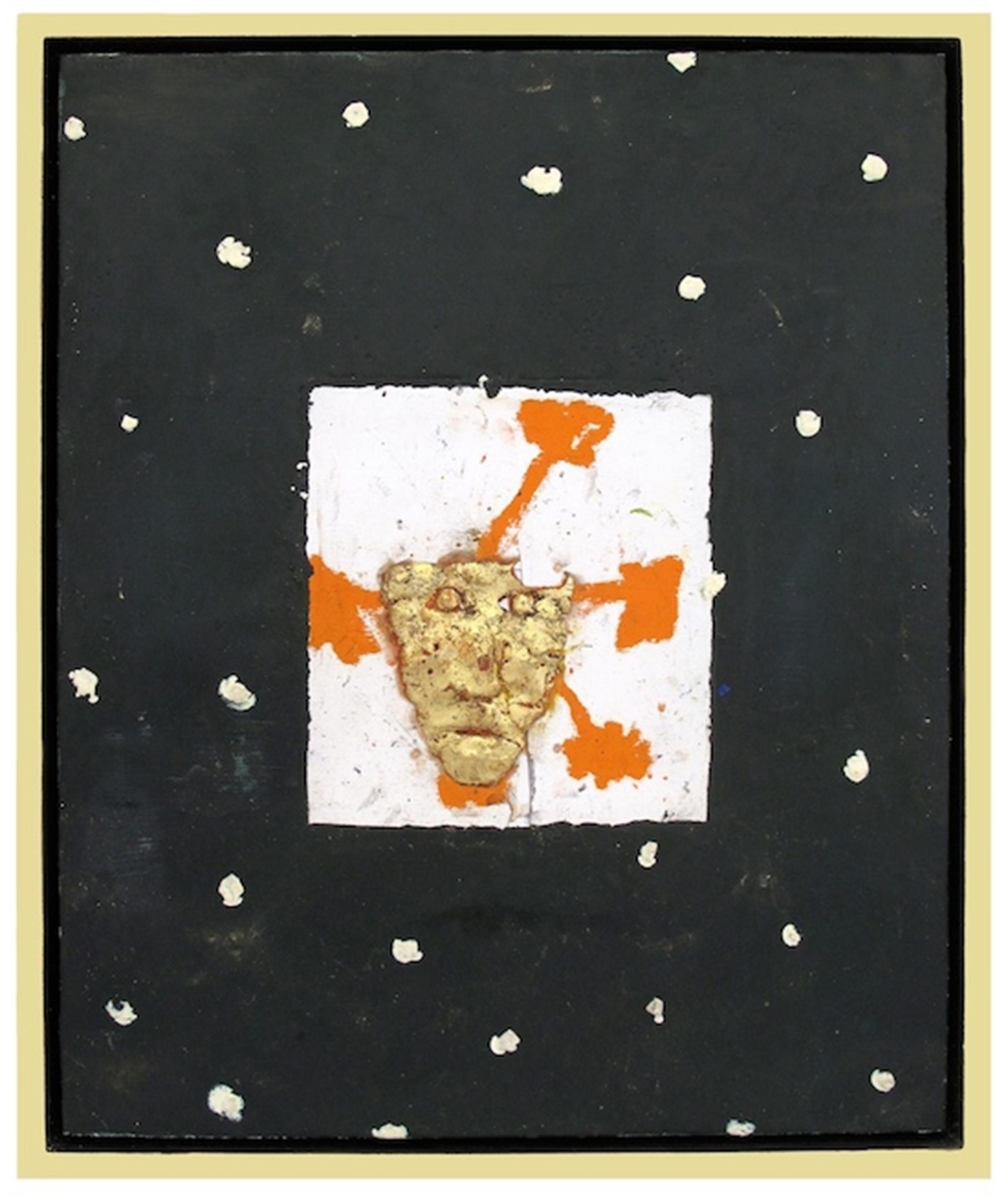 Gold Artifact Mask by James Havard
