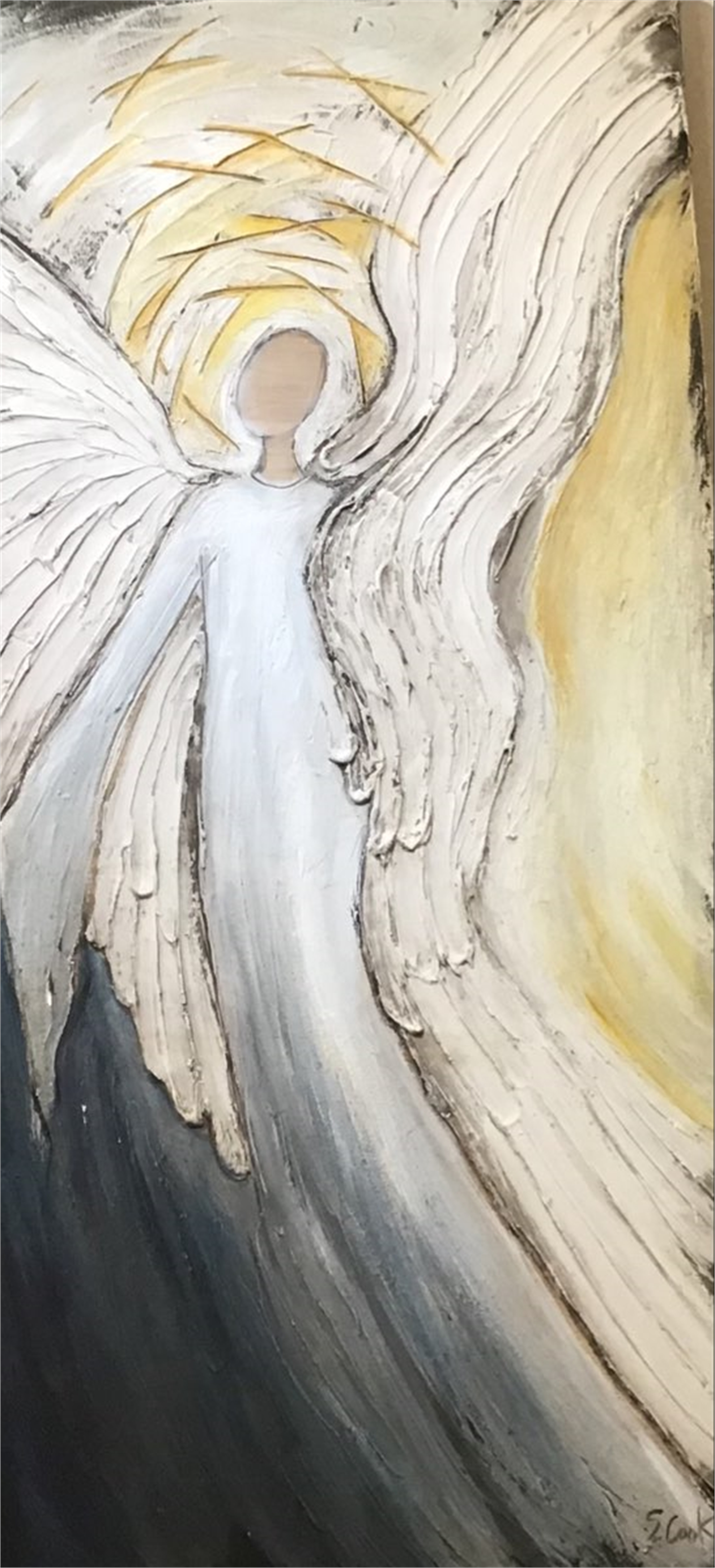 Rejoice Angel by Sherry Cook
