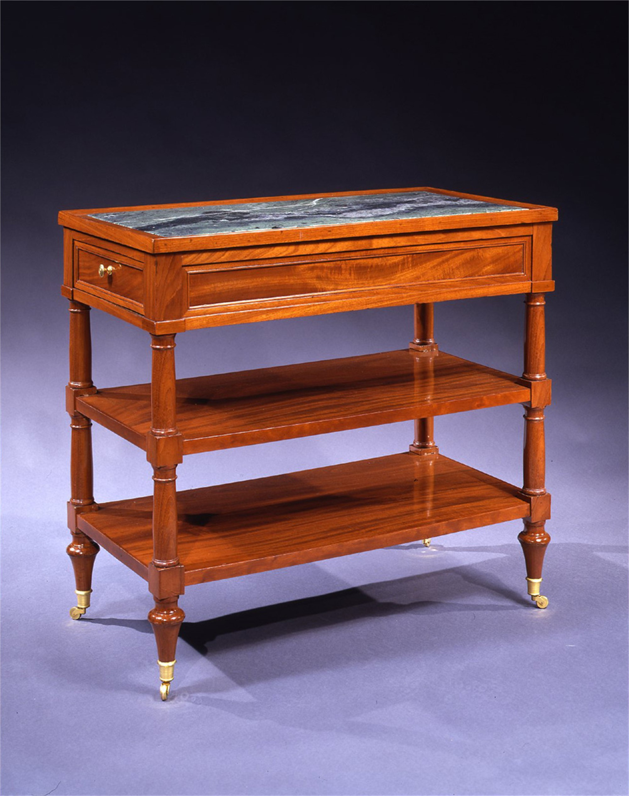 LOUIS XVI LIBRARY TABLE