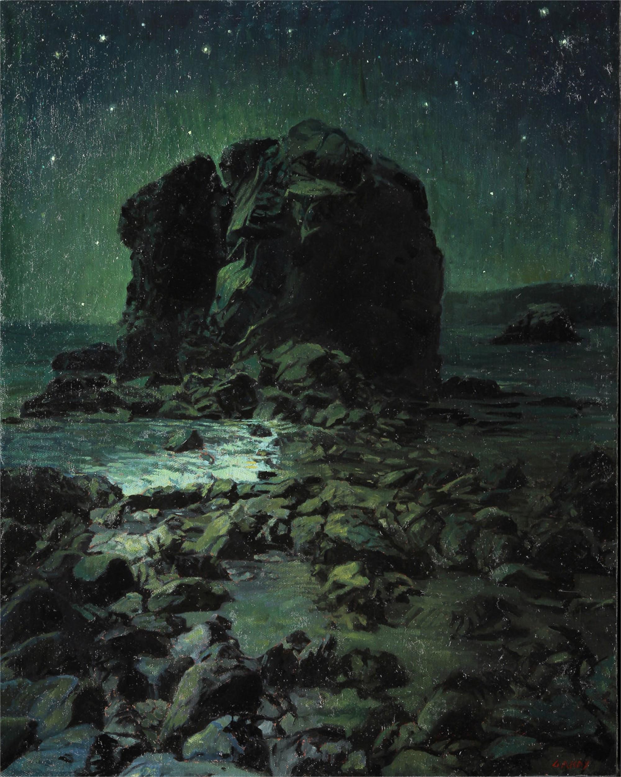 Night Scene by Greg Gandy