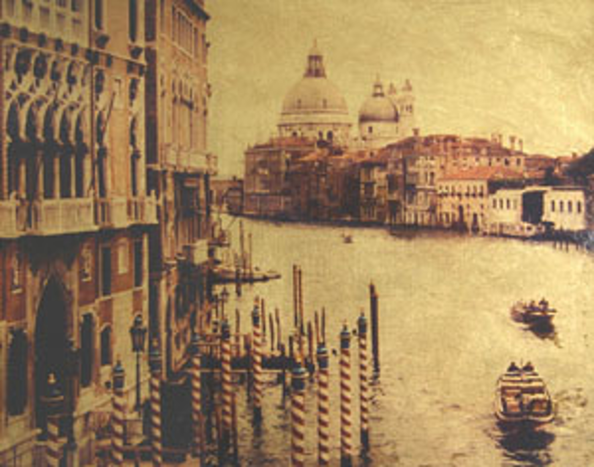 Grand Canal, Venice by Patty Mulligan