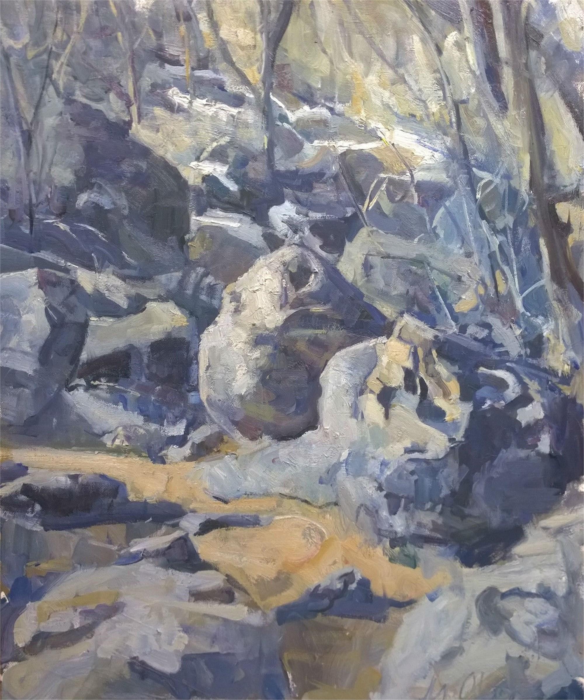 Trailhead by Mikael Olson