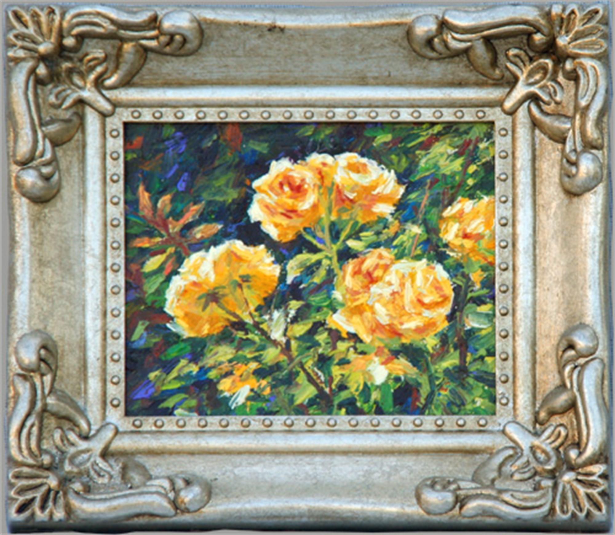 Yellow Rose of Texas by Ben Xu