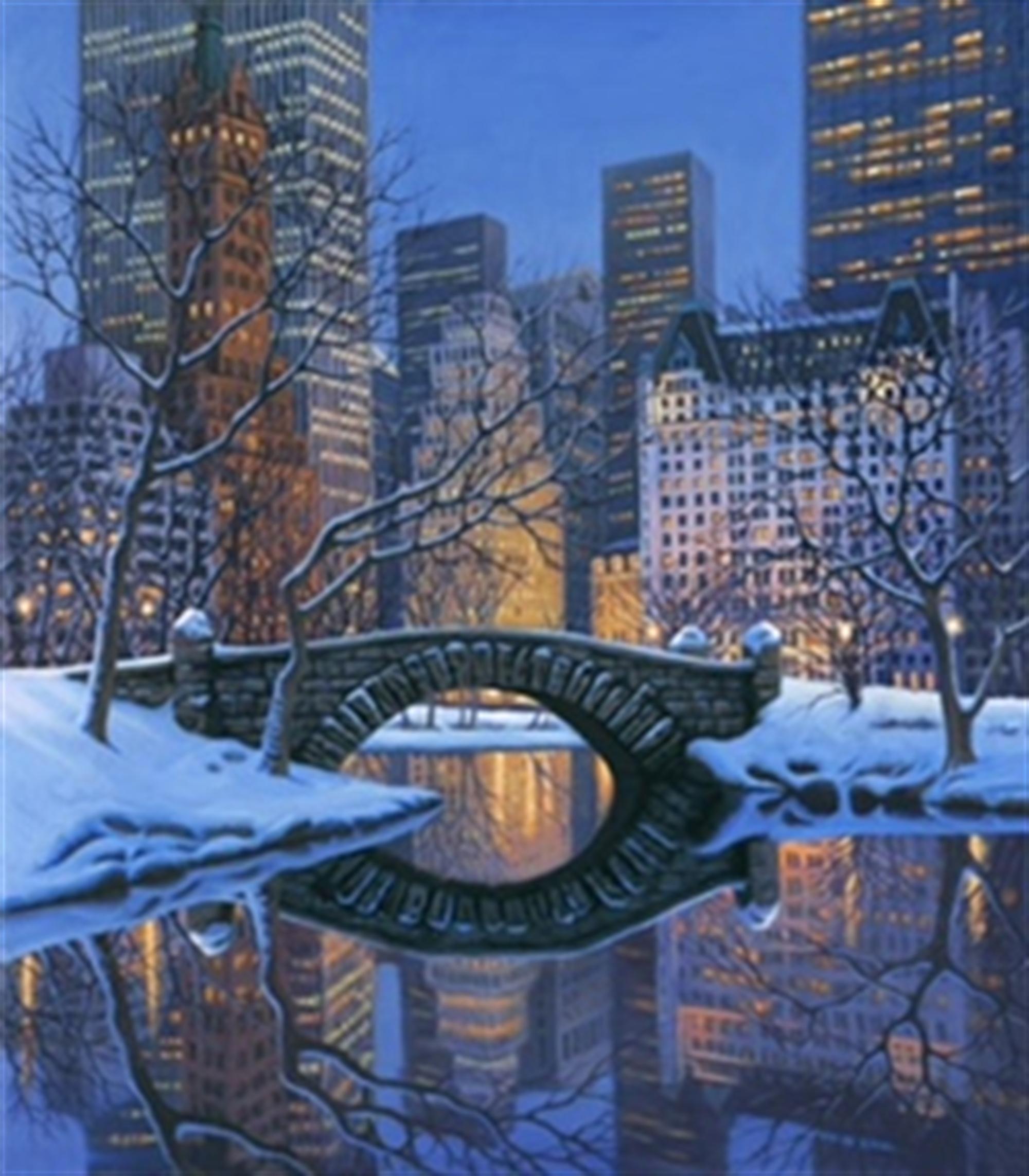 New York - New York by Alexei Butirskiy