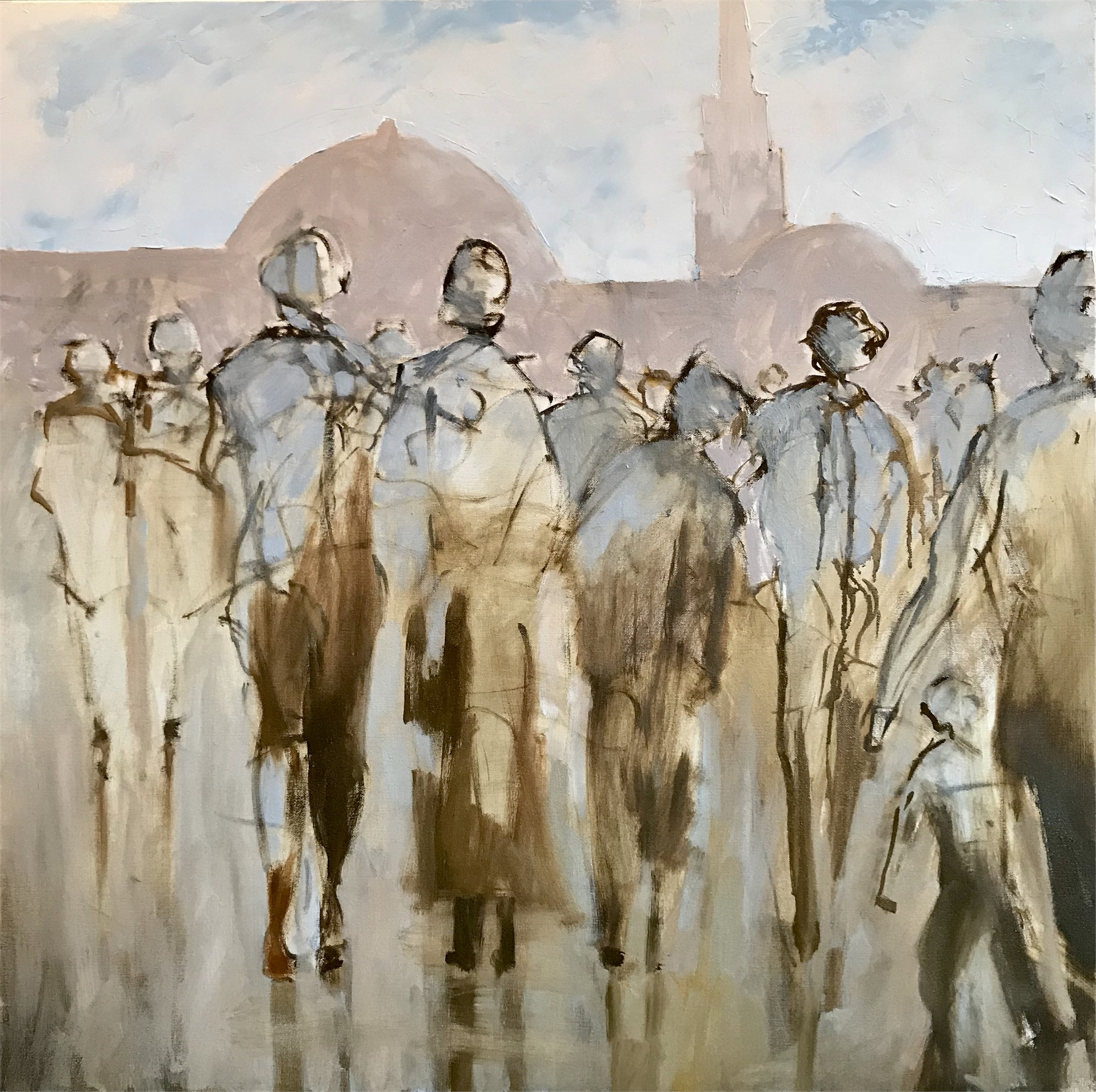 Roman Festival by Betsy Havens
