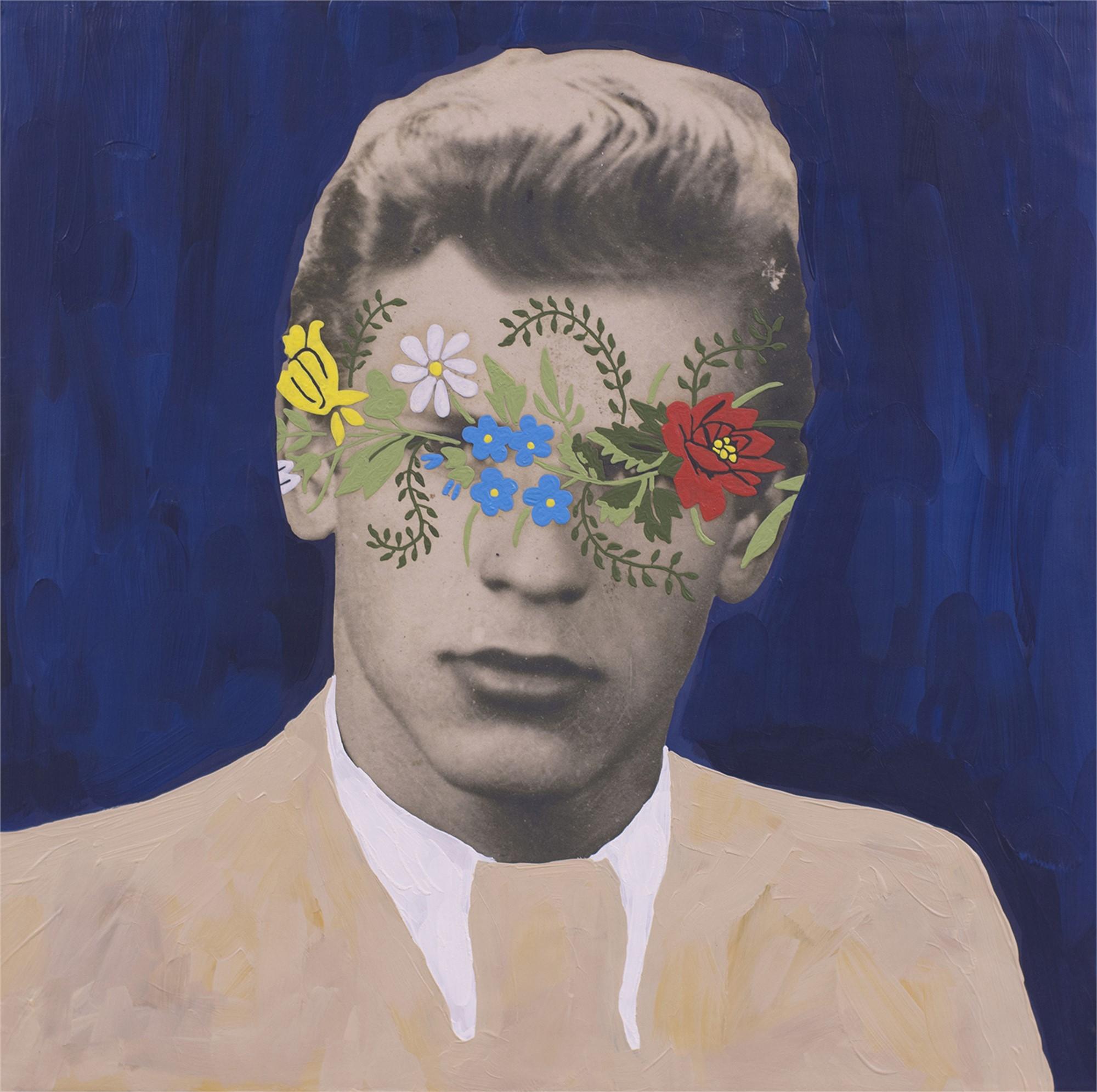Untitled (Kochanym wujkom na wieczną pamiątkę Witold Willy 3.05.55) by Daisy Patton