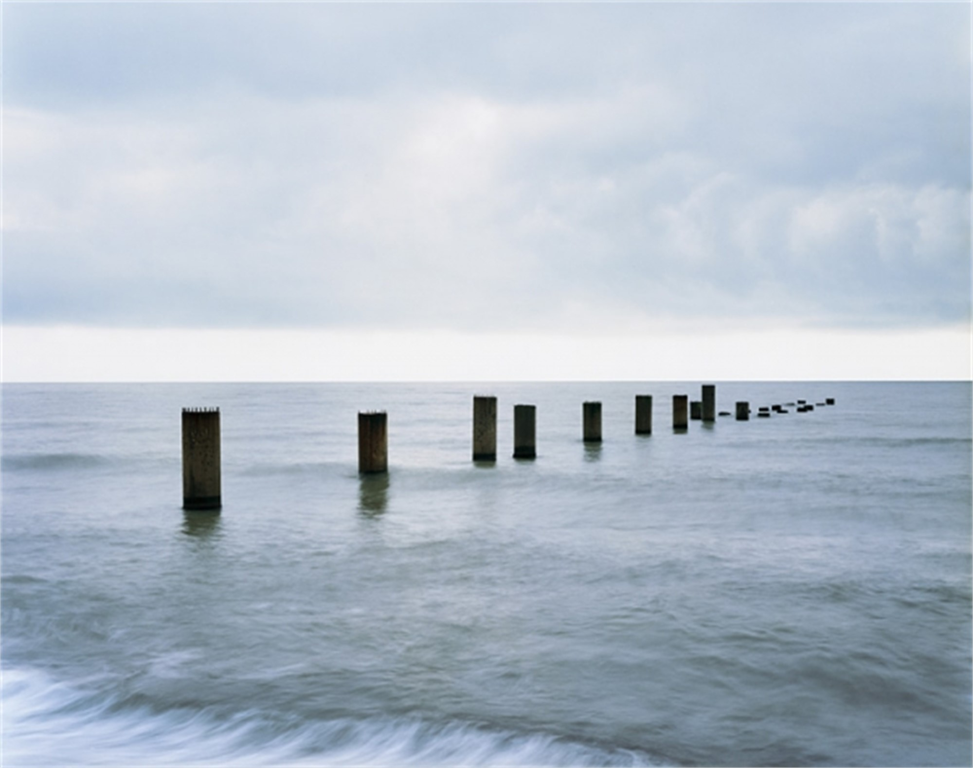 Jetty by Eric Baudelaire