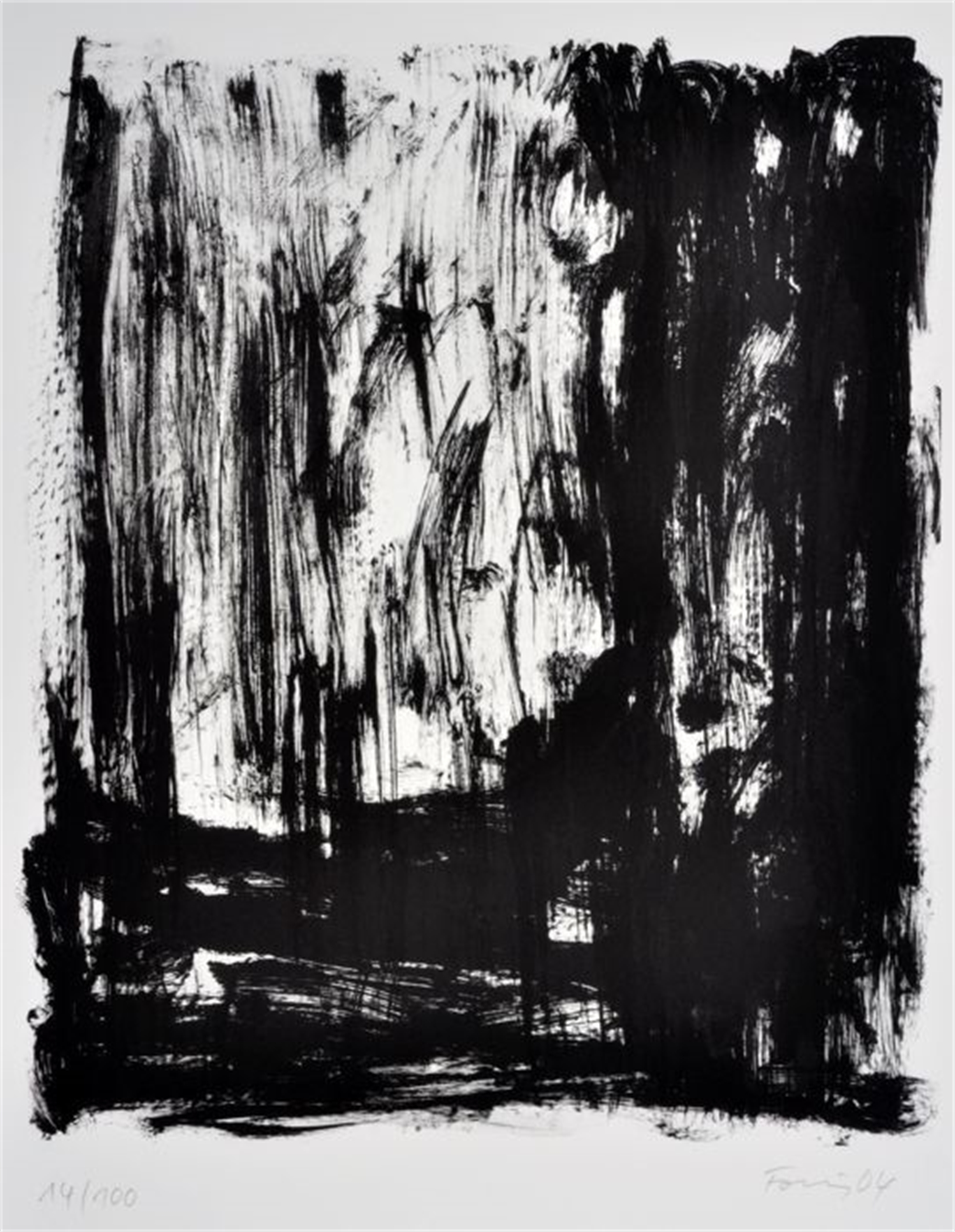 Untitled (Homage to Jan Hoet) by Gunther Forg