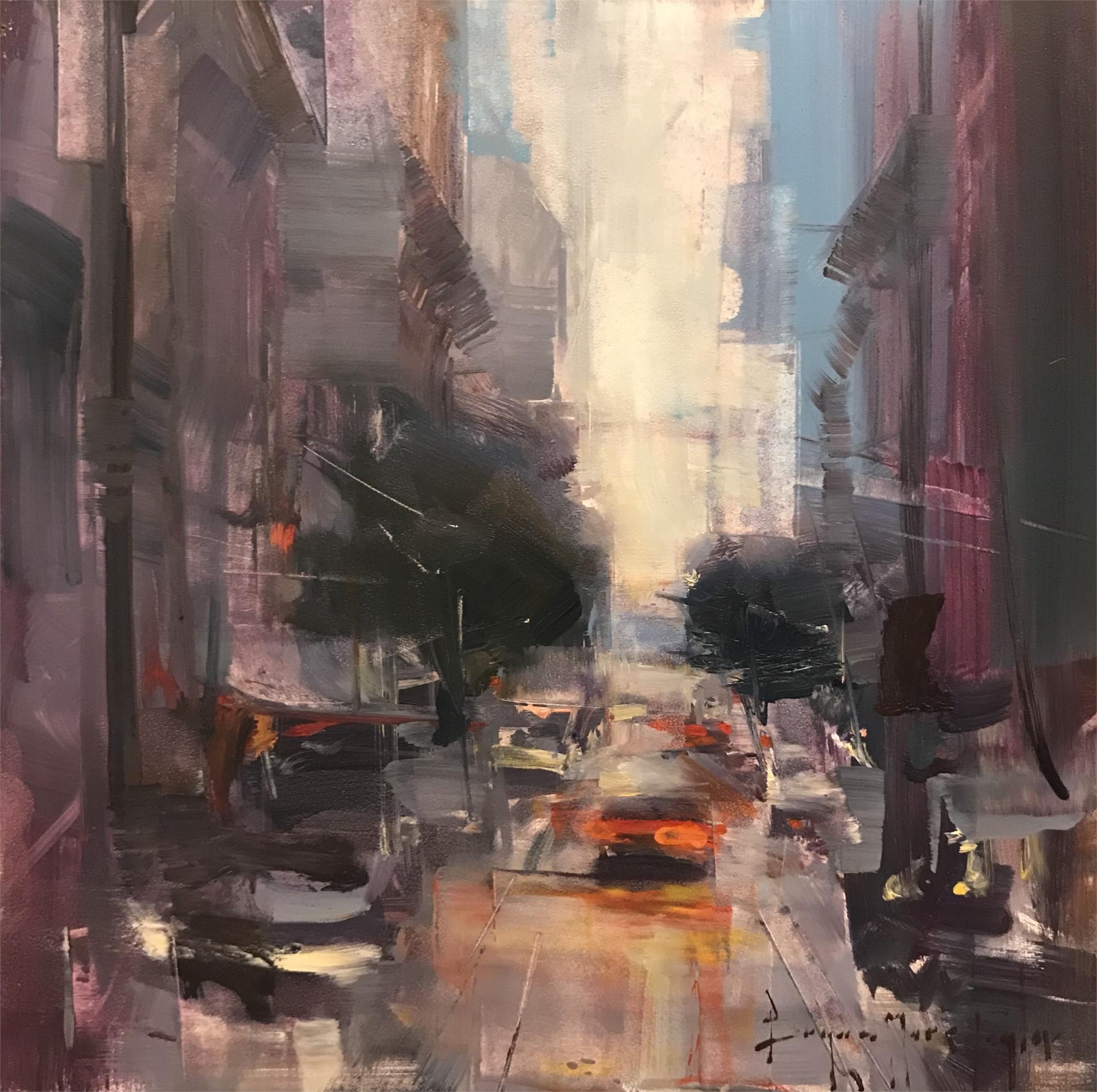 SF Rain by Bryan Mark Taylor