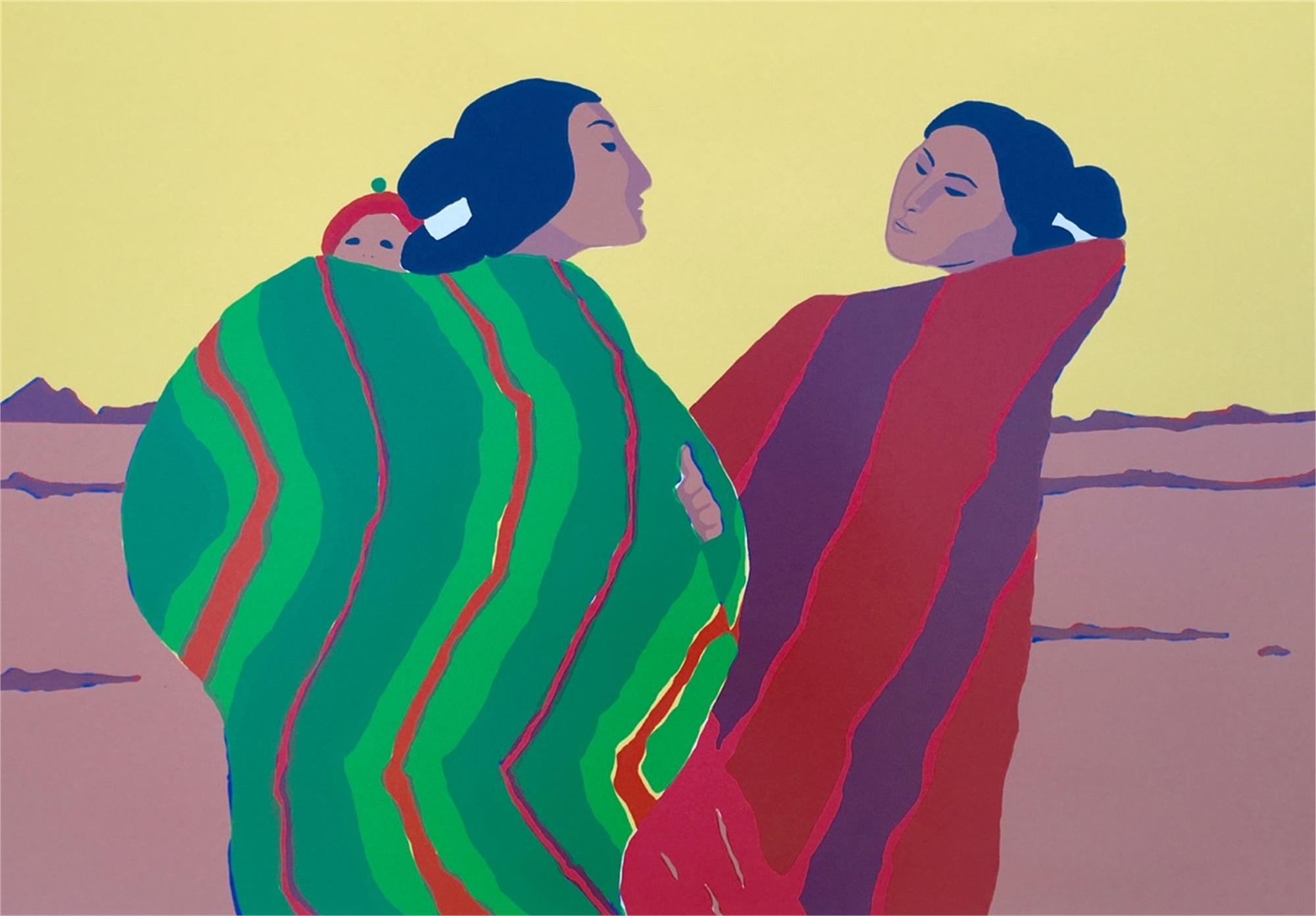 Sisters by R.C. Gorman