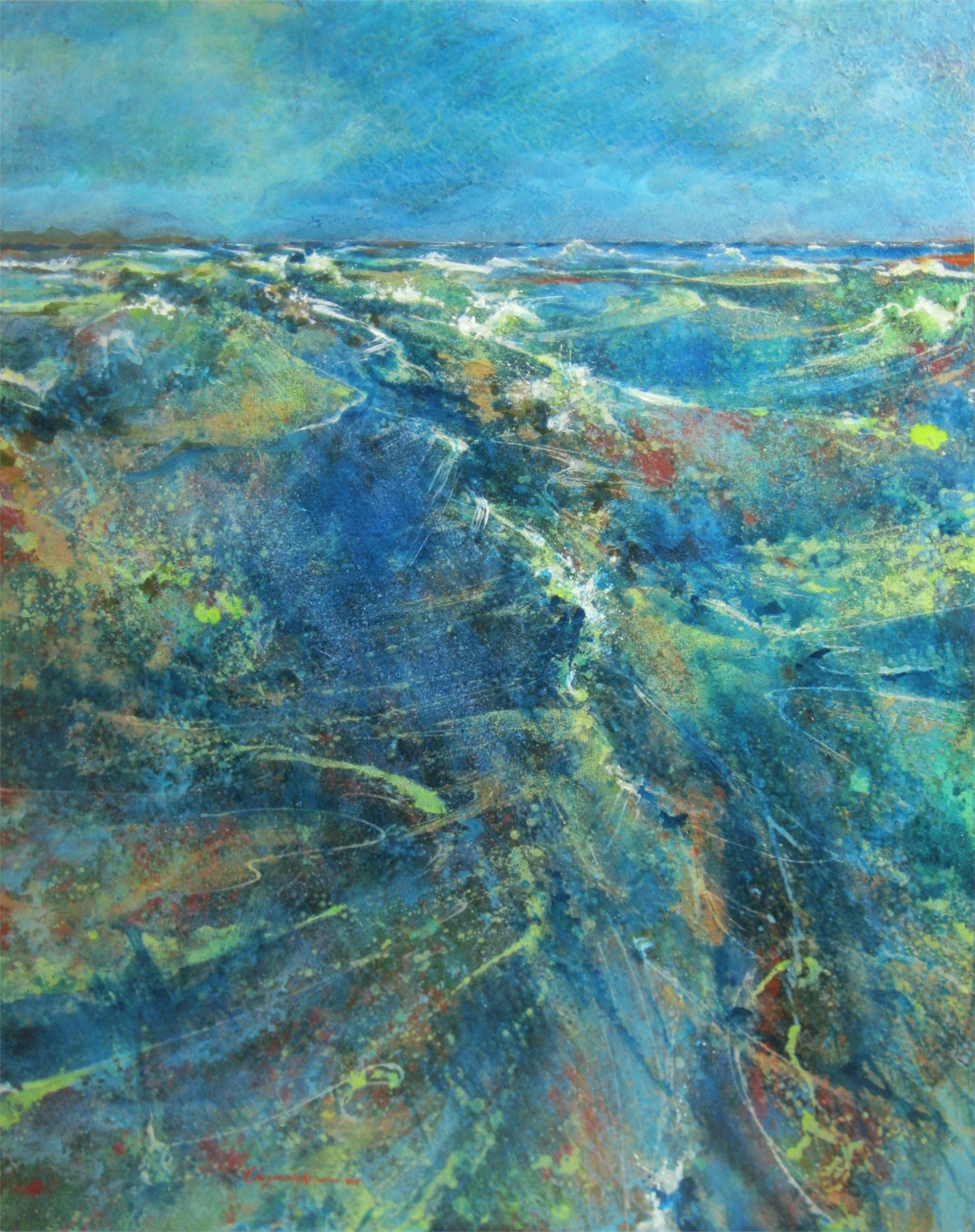 Painted Coast by Bob Chrzanowski