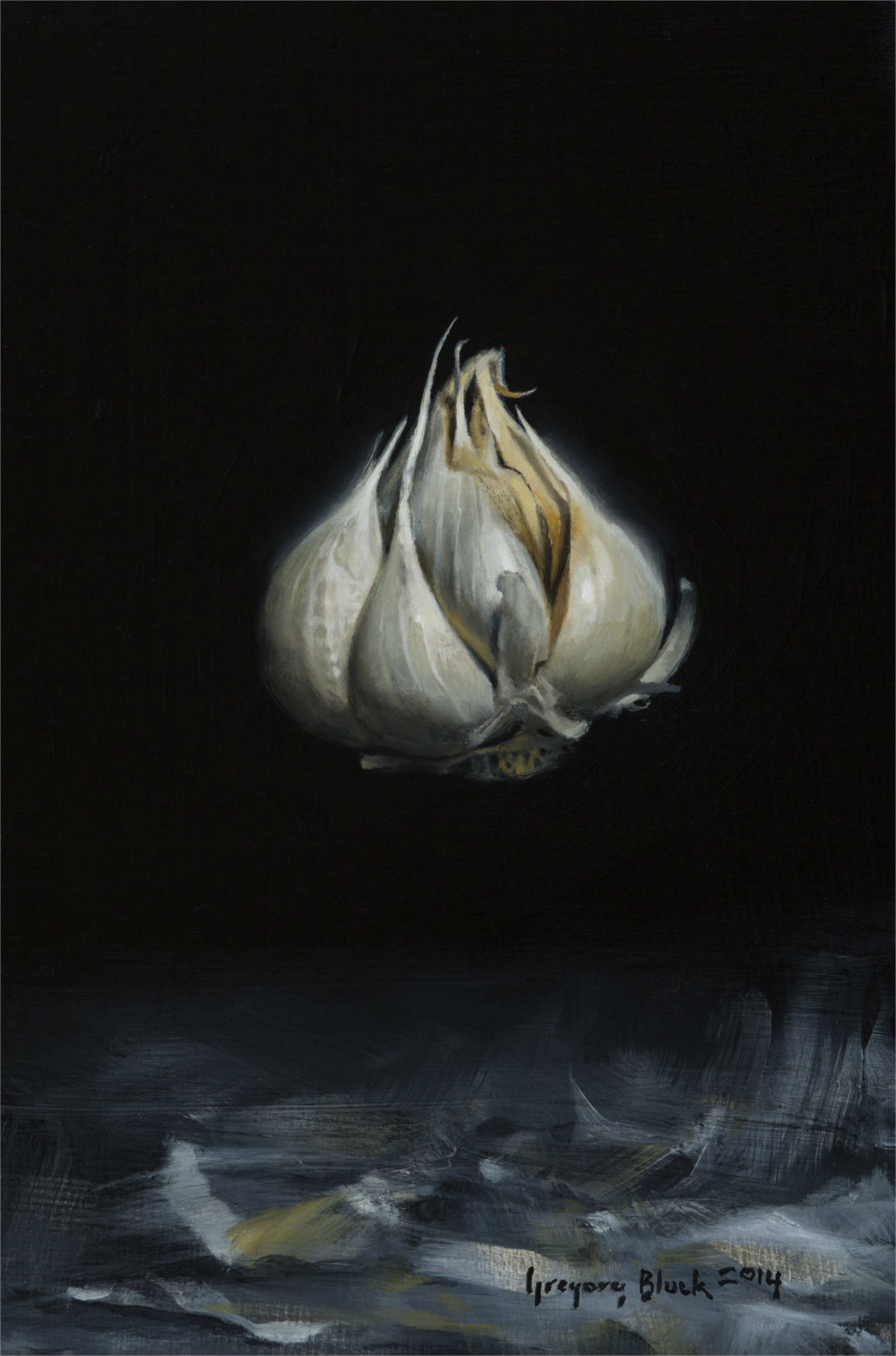 Garlic 2 by Gregory Block