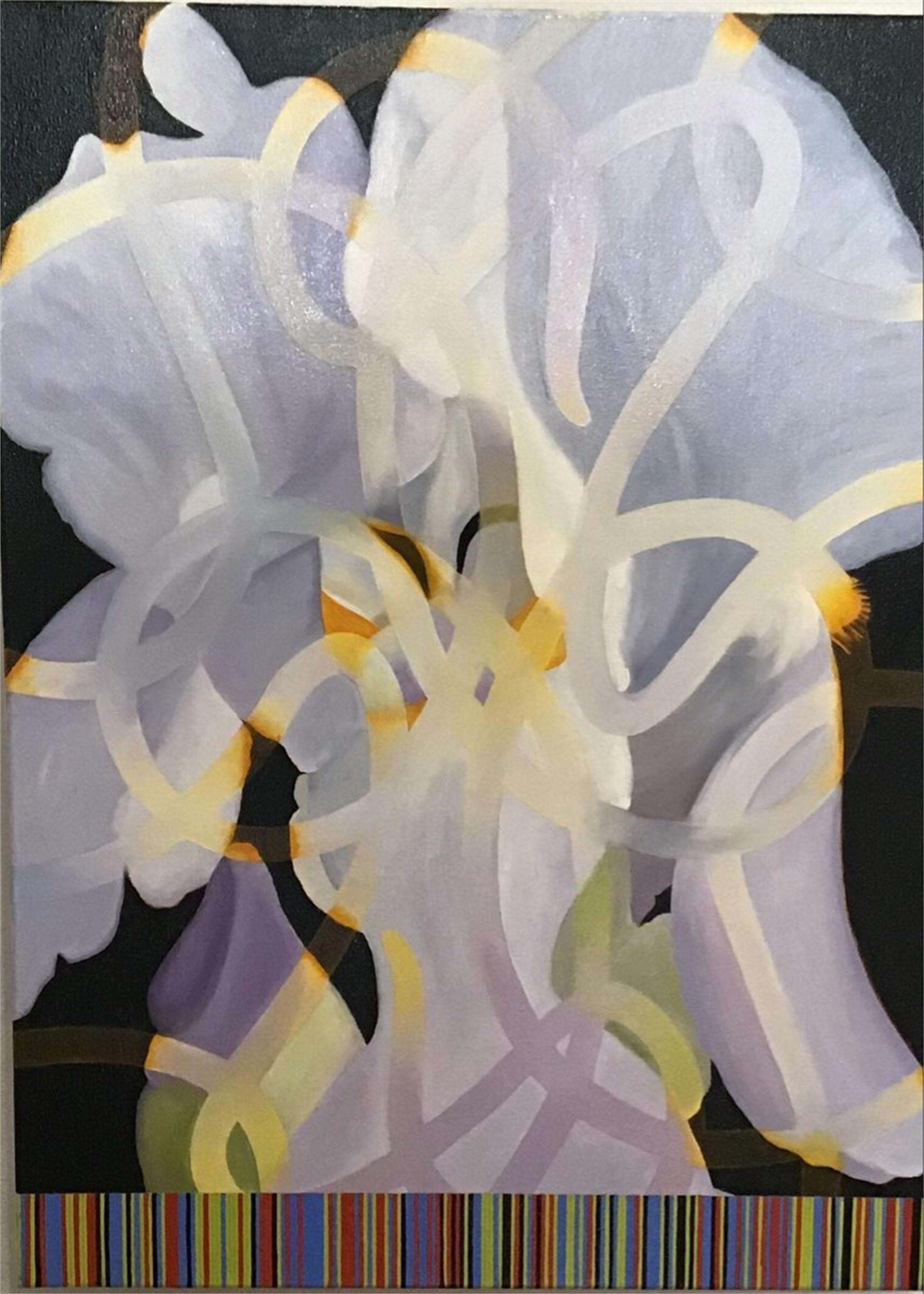 Iris DNA by Steven Martin