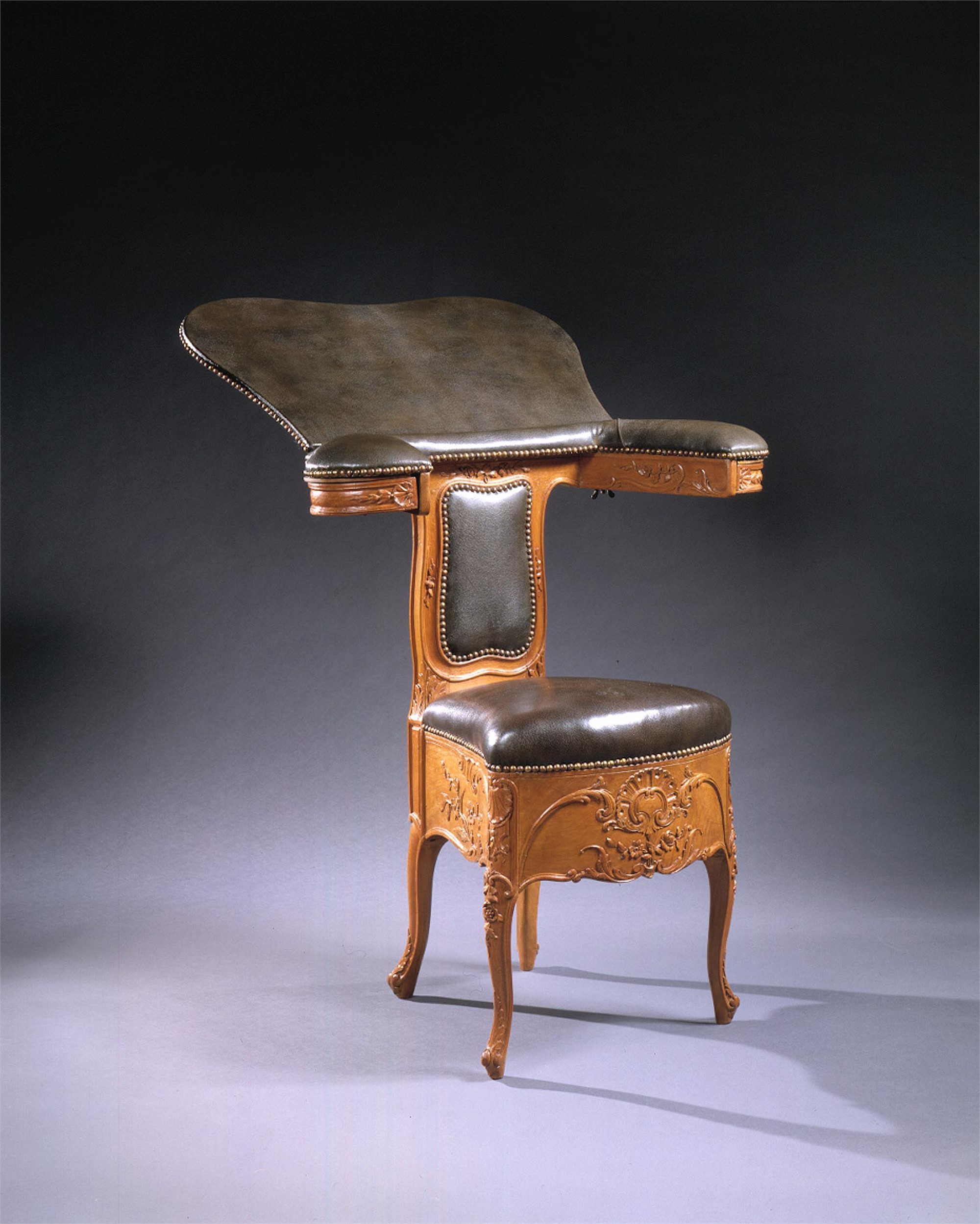 LOUIS XV ACQUARELLISTE CHAIR