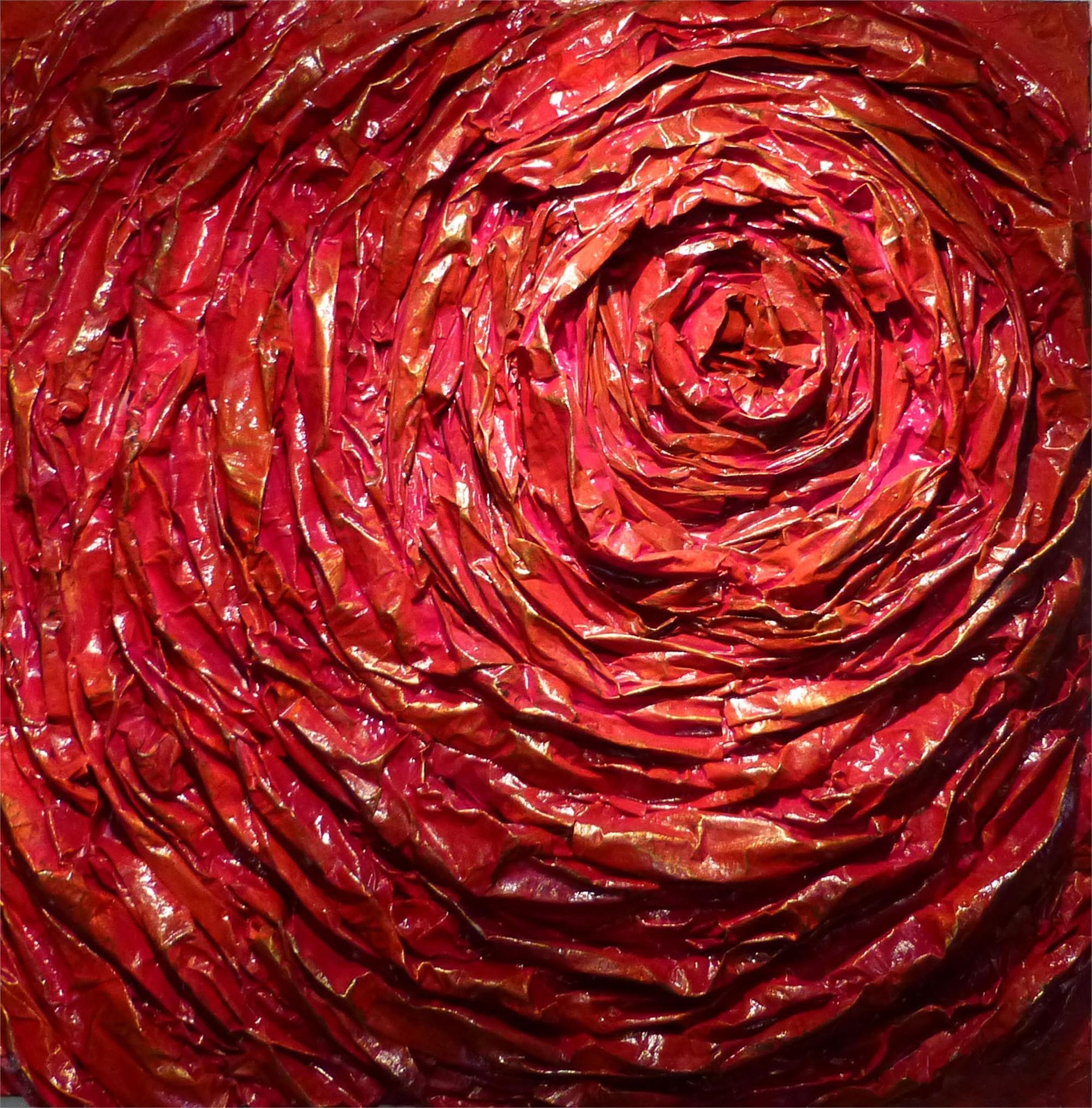 Final Rose, 2016 by Sabine Stromeyer
