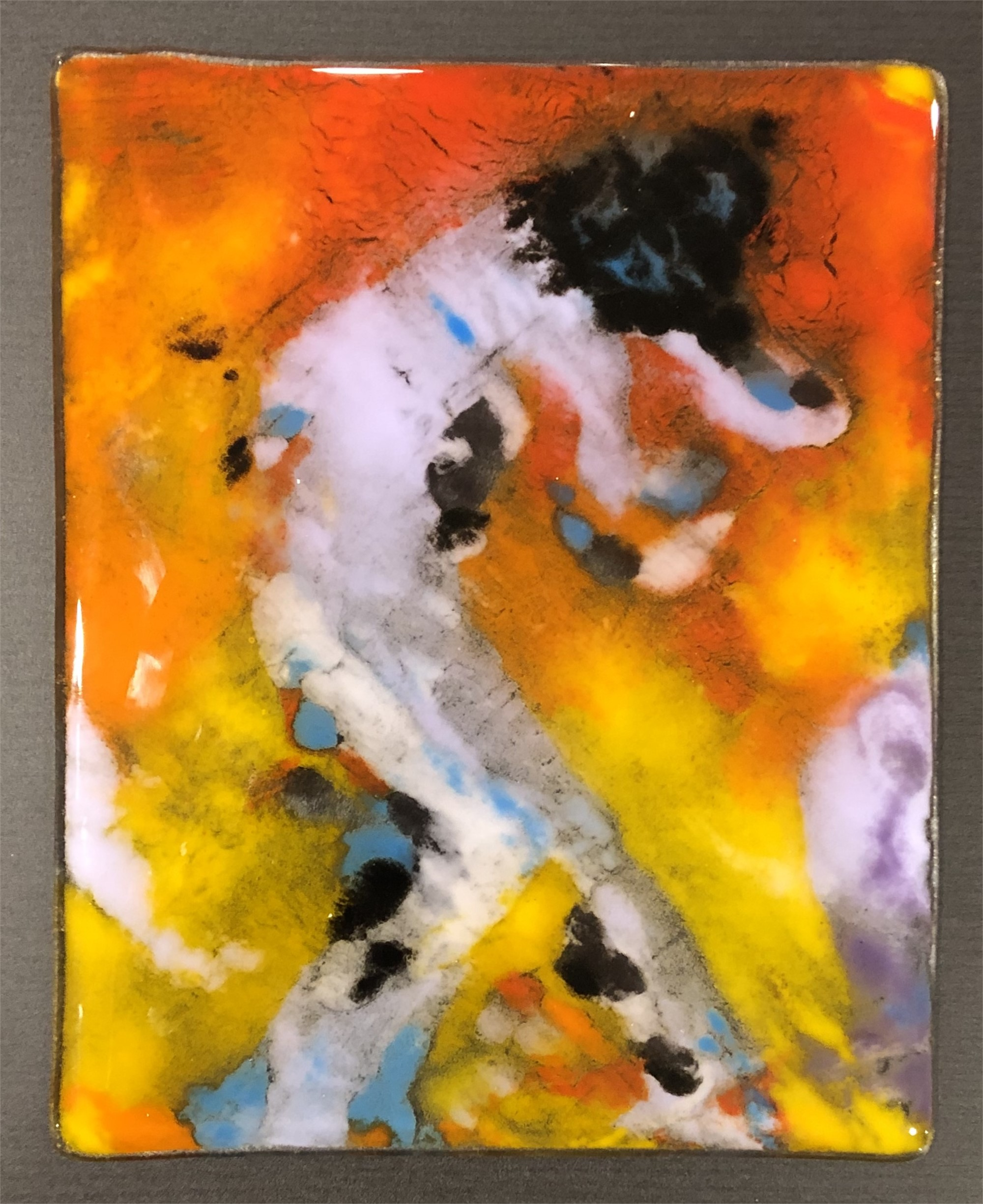 Dancing Man by Mary Volm (Carlton, OR)
