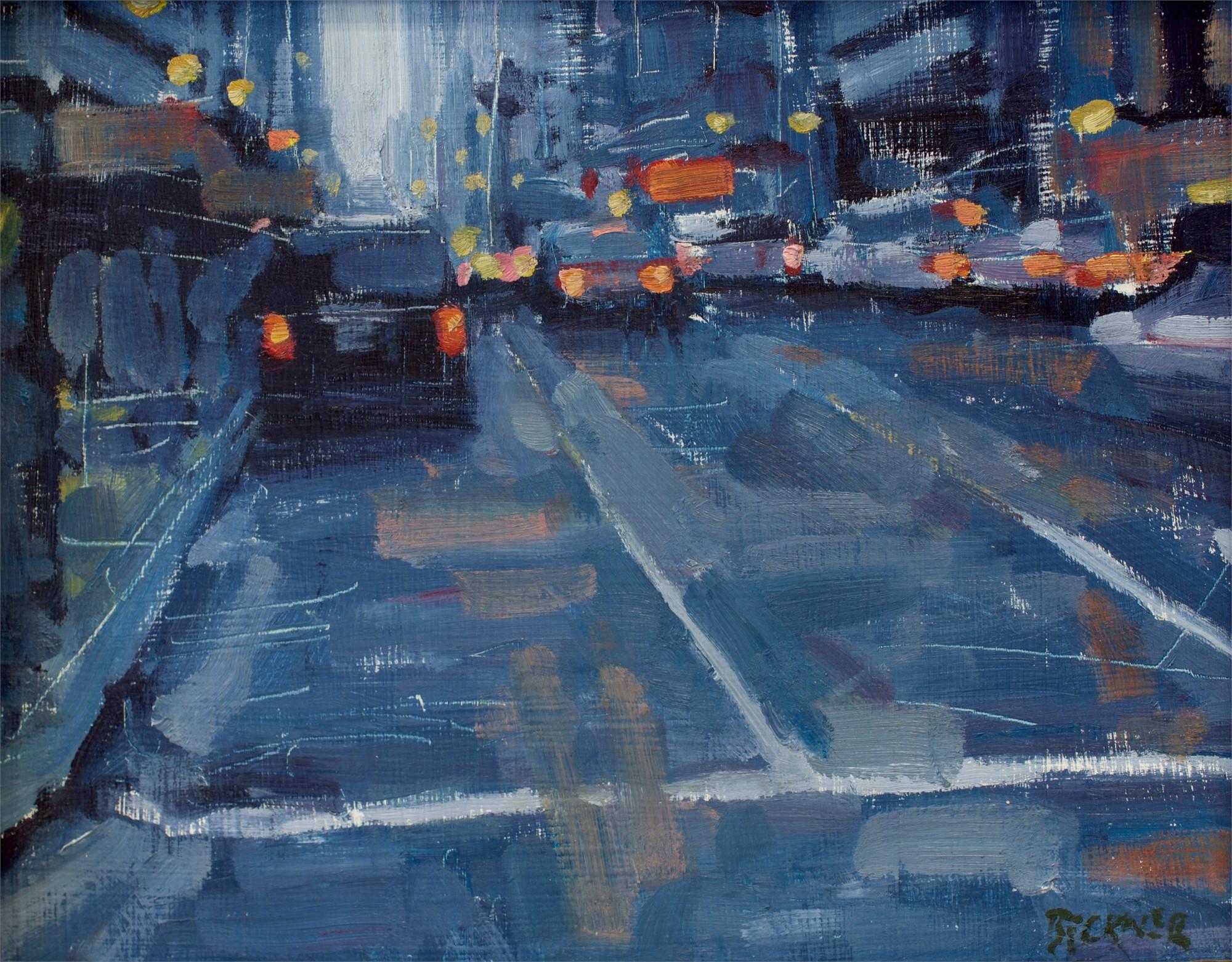 Urban Shadow by Jim Beckner