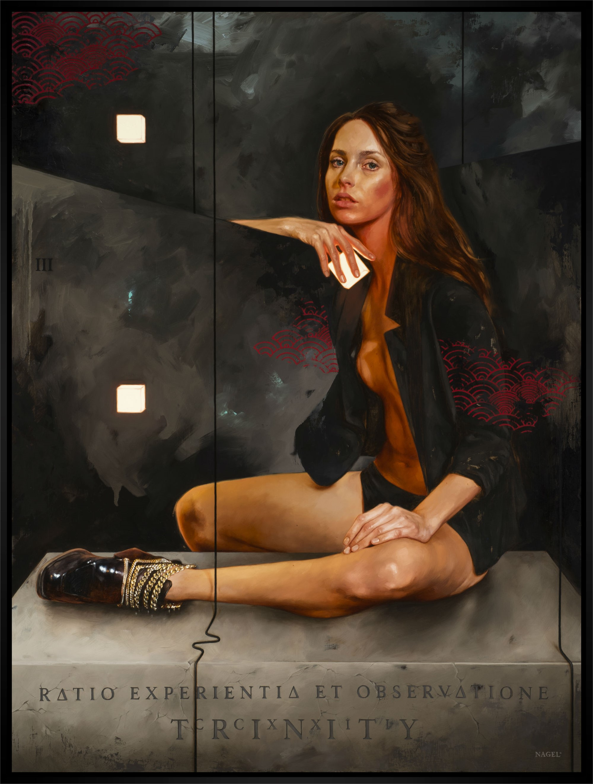 III by Aaron Nagel