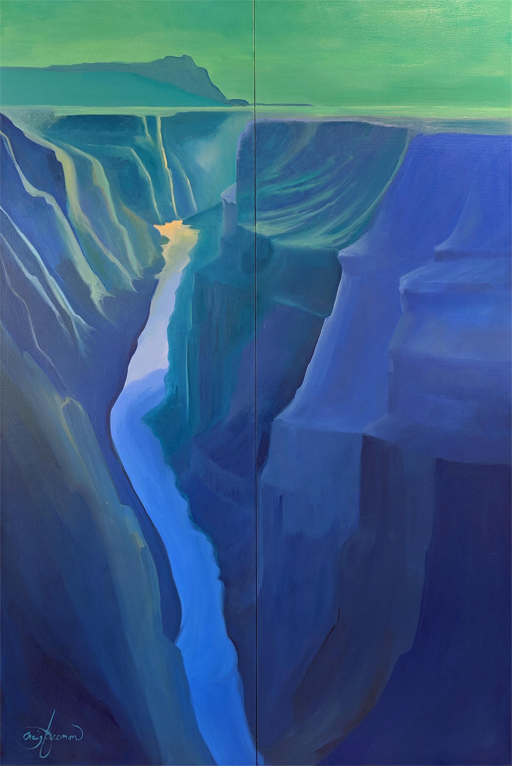 Emerald Journey by Craig Freeman