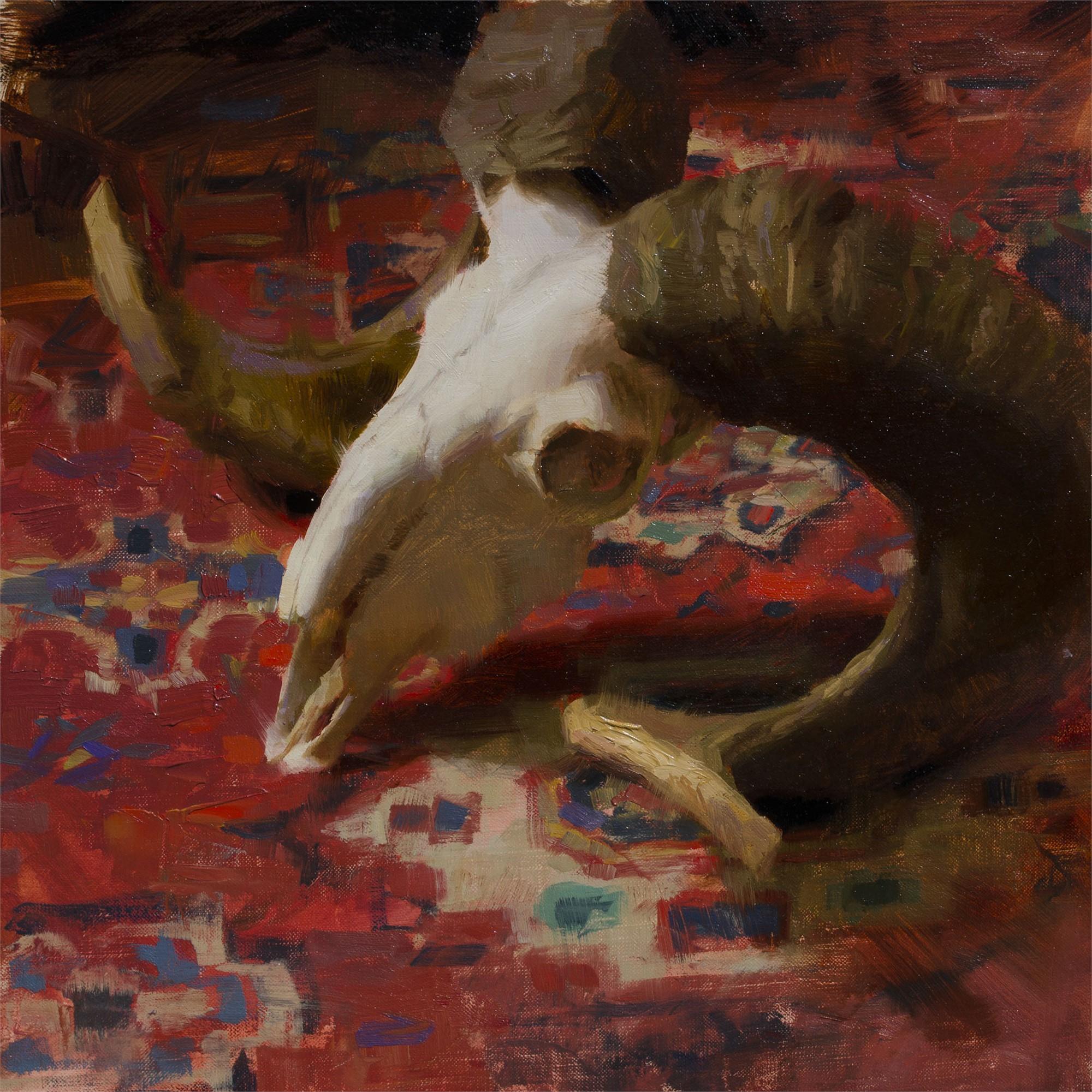 Ram's Skull by Daniel Keys