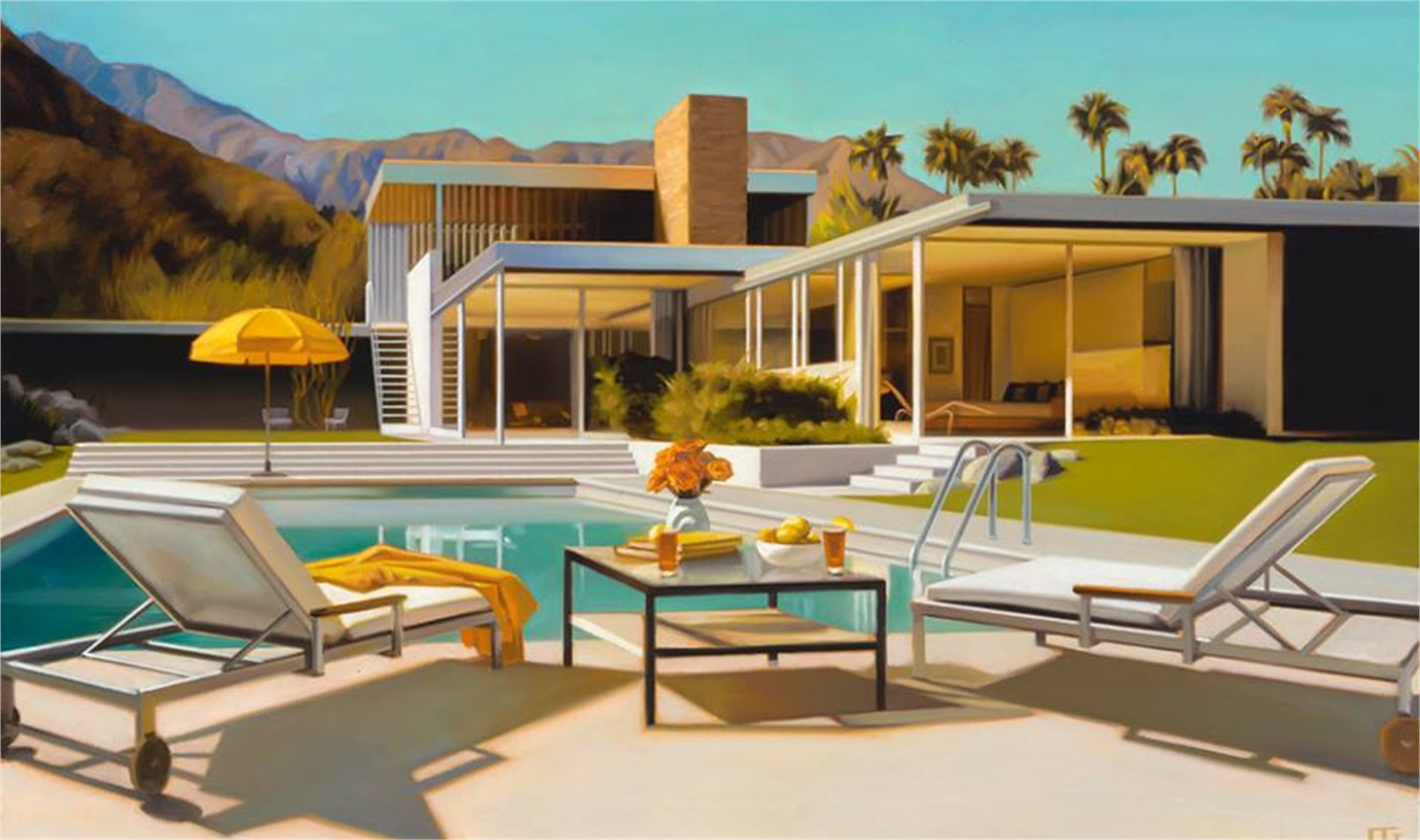 Perfect Day (S/N) by Carrie Graber