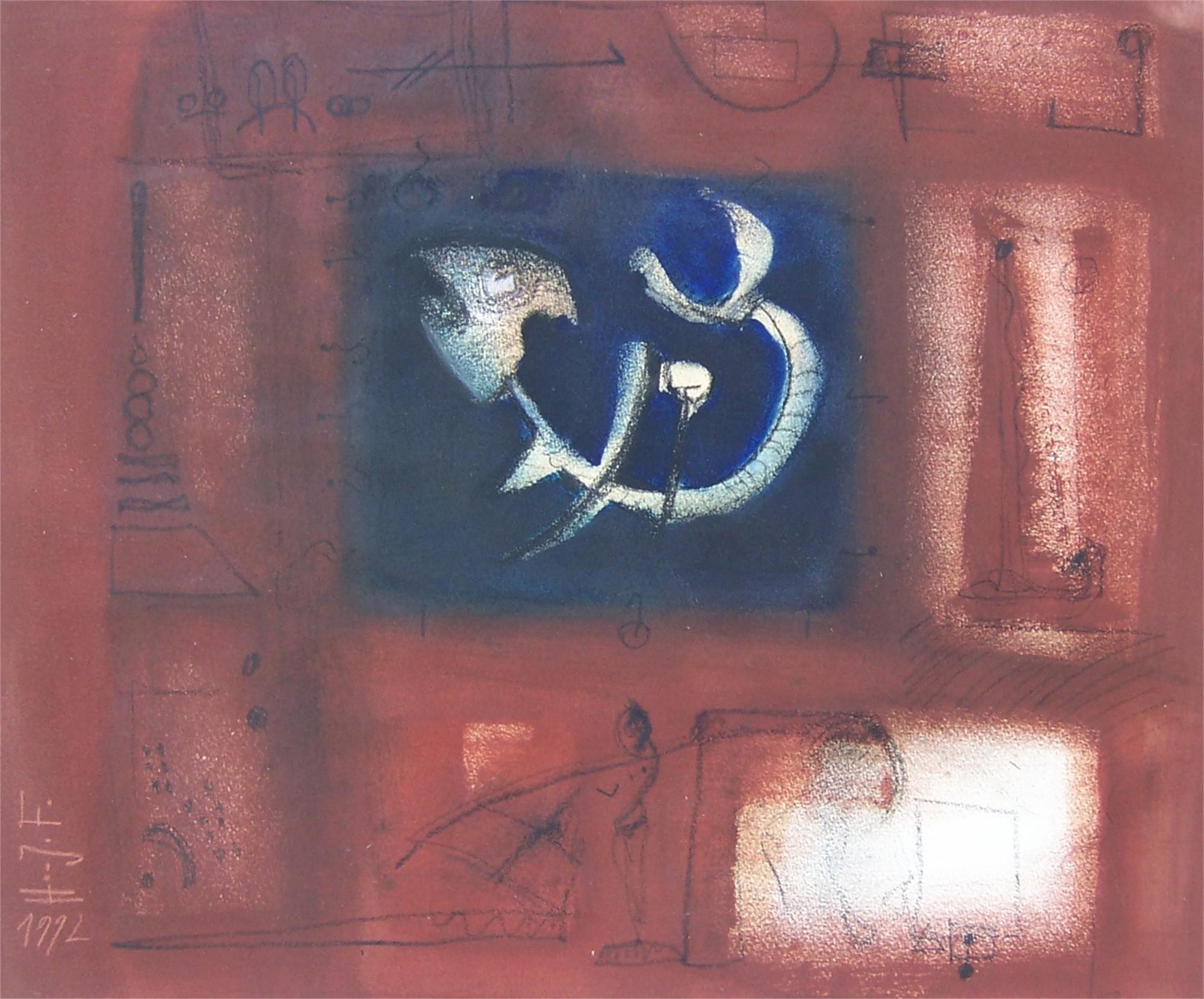 Fisch - Traum by Hans Joerg Fuerpass
