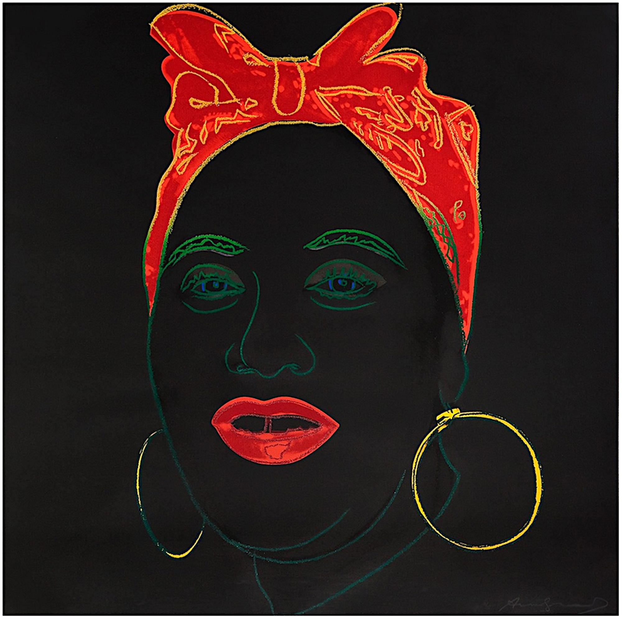 Mammy by Andy Warhol