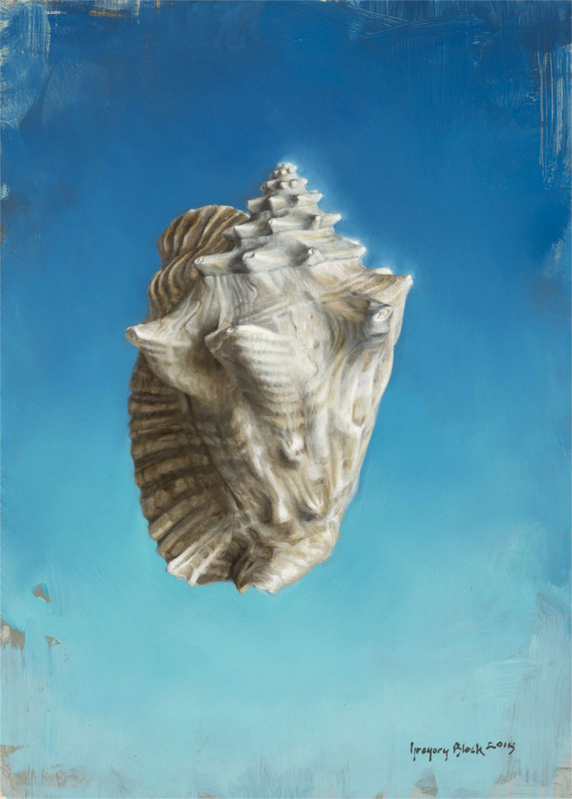 Conch II by Gregory Block