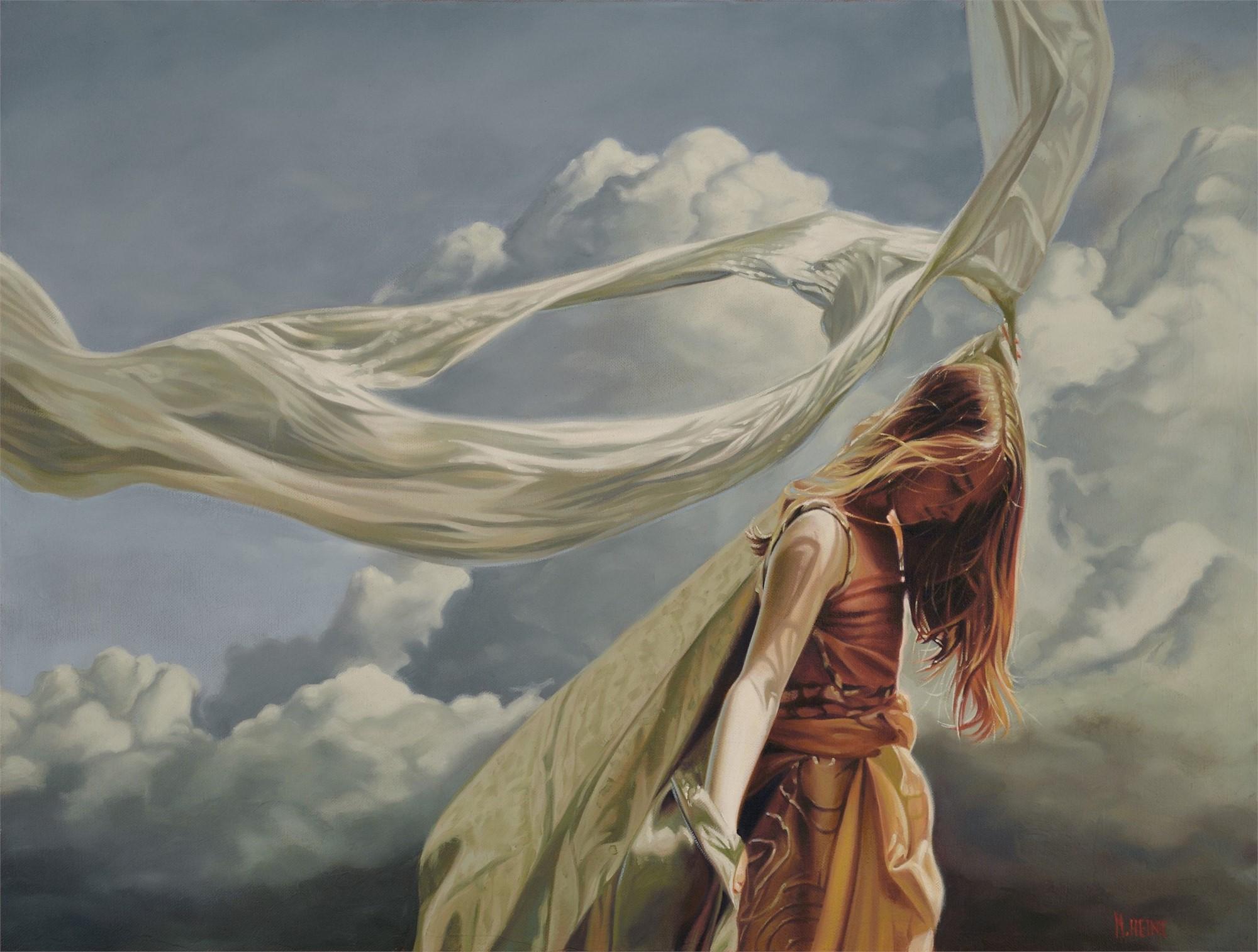 Ensign, Study by Mark Heine